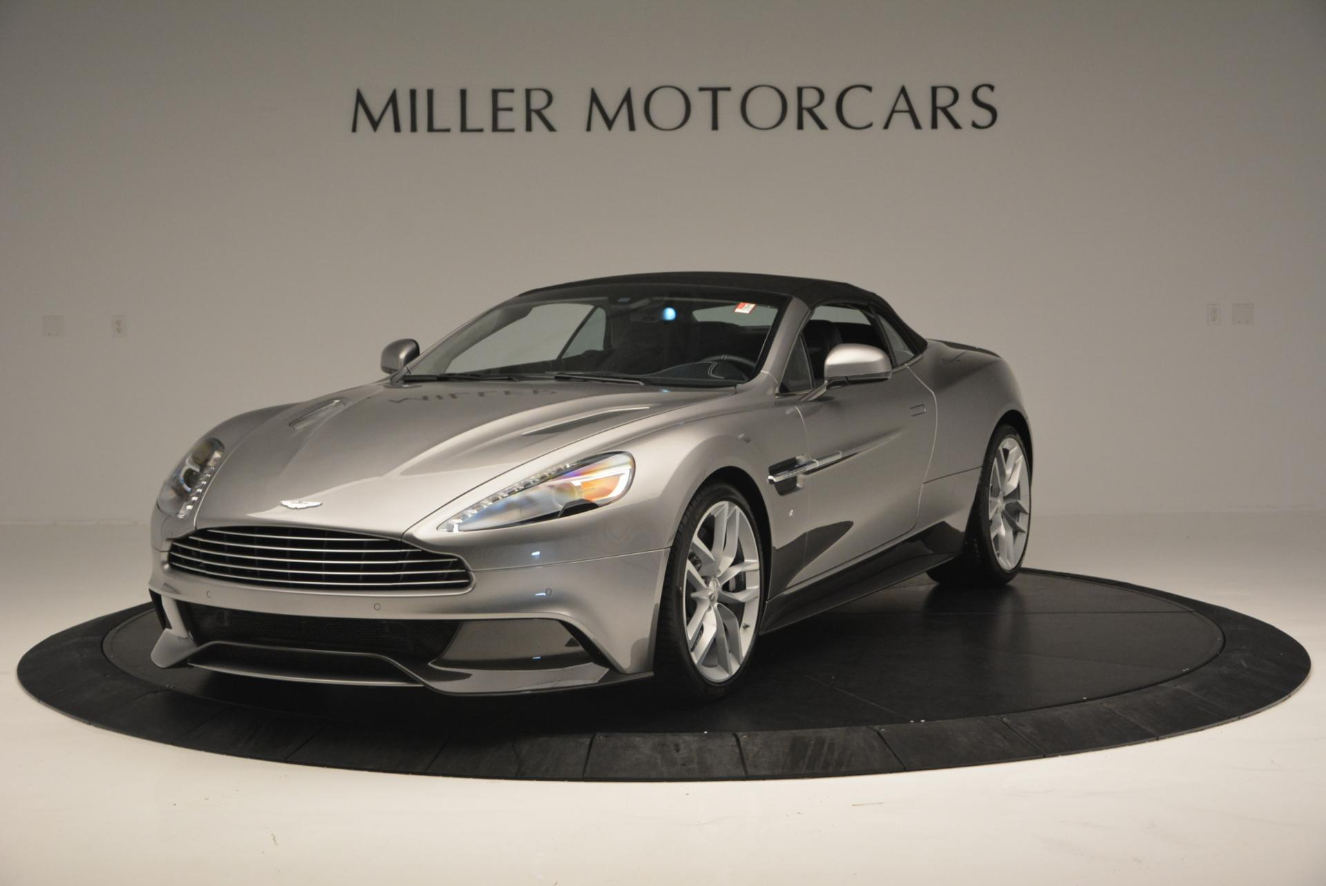 Used 2016 Aston Martin Vanquish Convertible For Sale In Greenwich, CT 96_p13