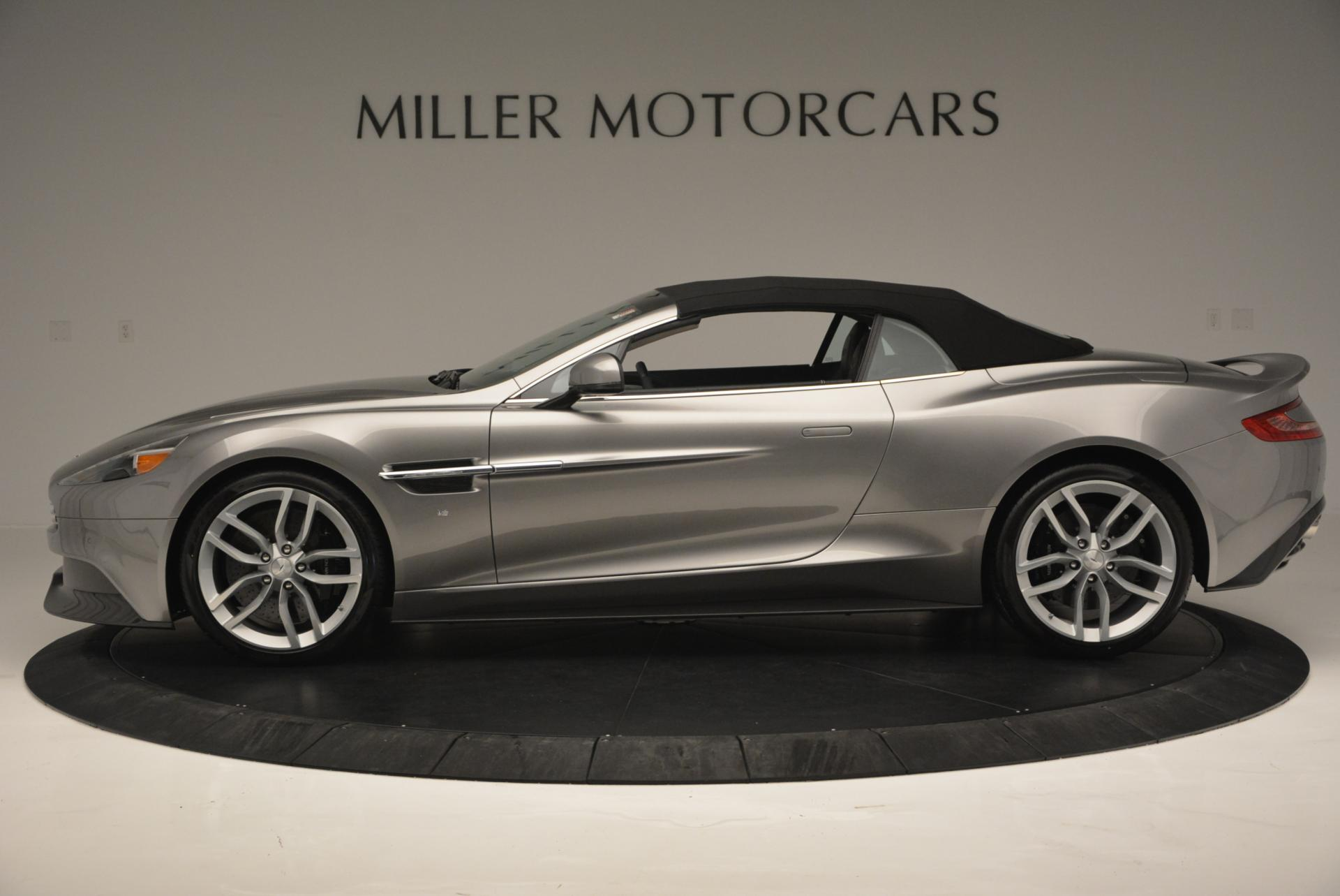 Used 2016 Aston Martin Vanquish Convertible For Sale In Greenwich, CT 96_p15