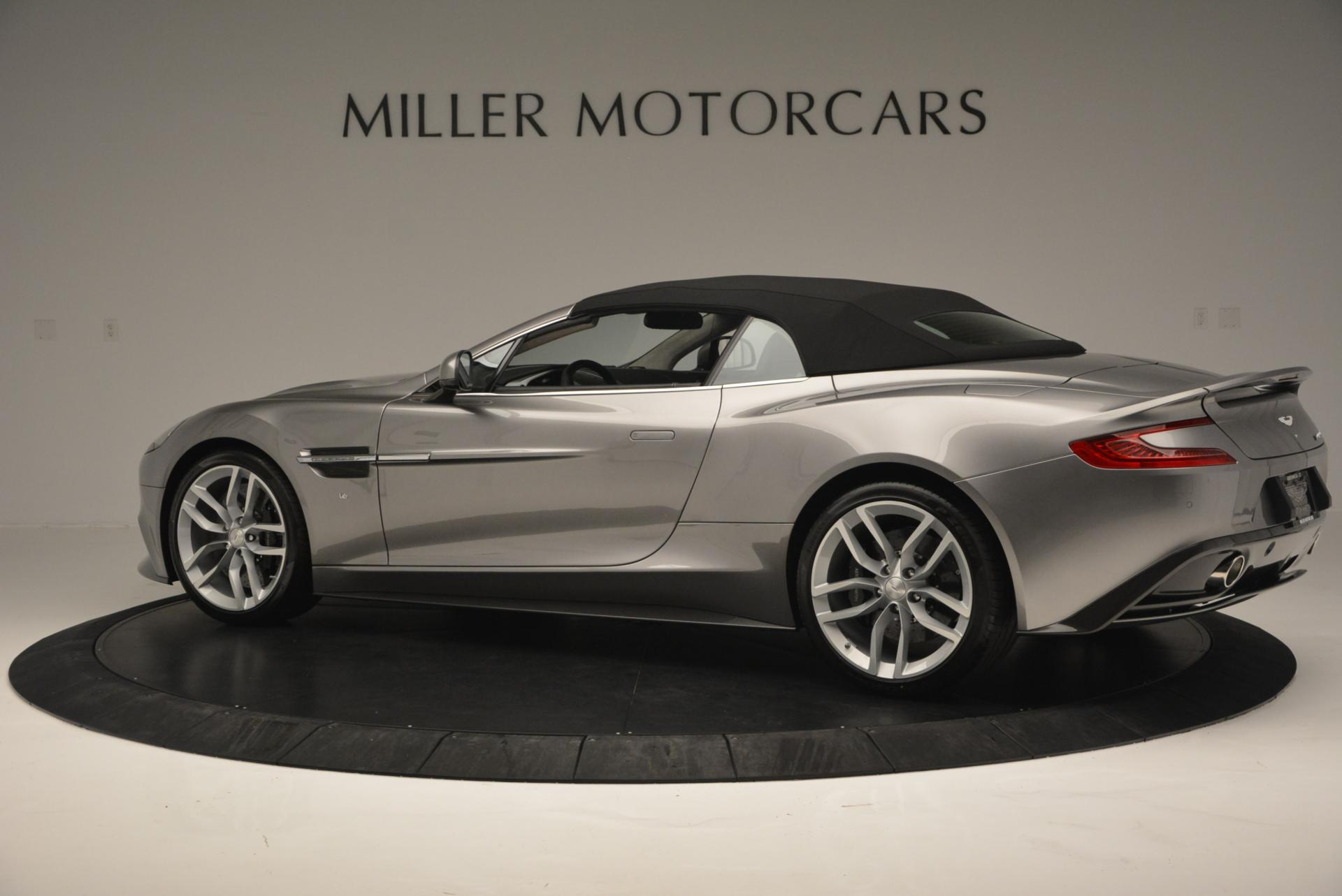 Used 2016 Aston Martin Vanquish Convertible For Sale In Greenwich, CT 96_p16