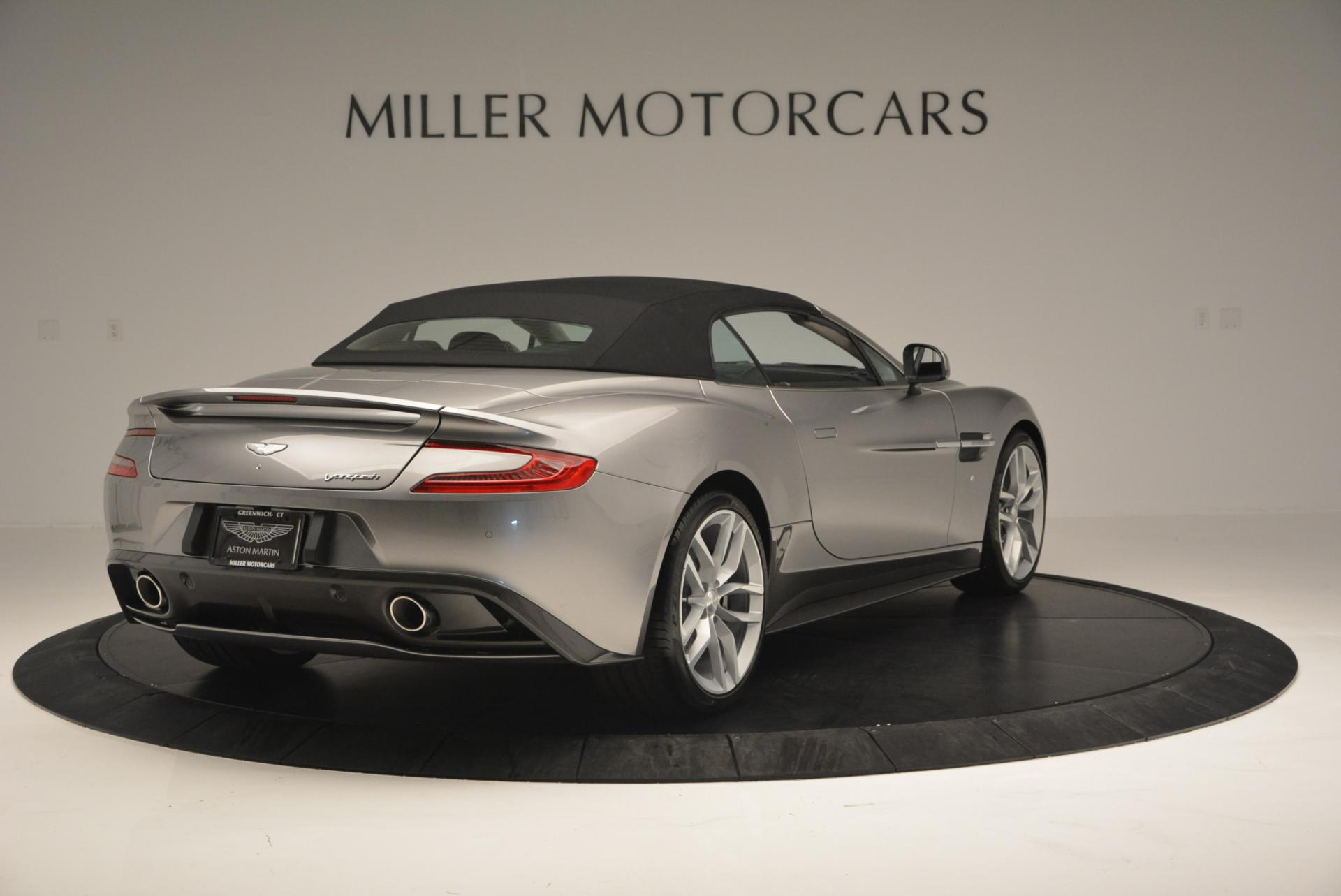 Used 2016 Aston Martin Vanquish Convertible For Sale In Greenwich, CT 96_p19