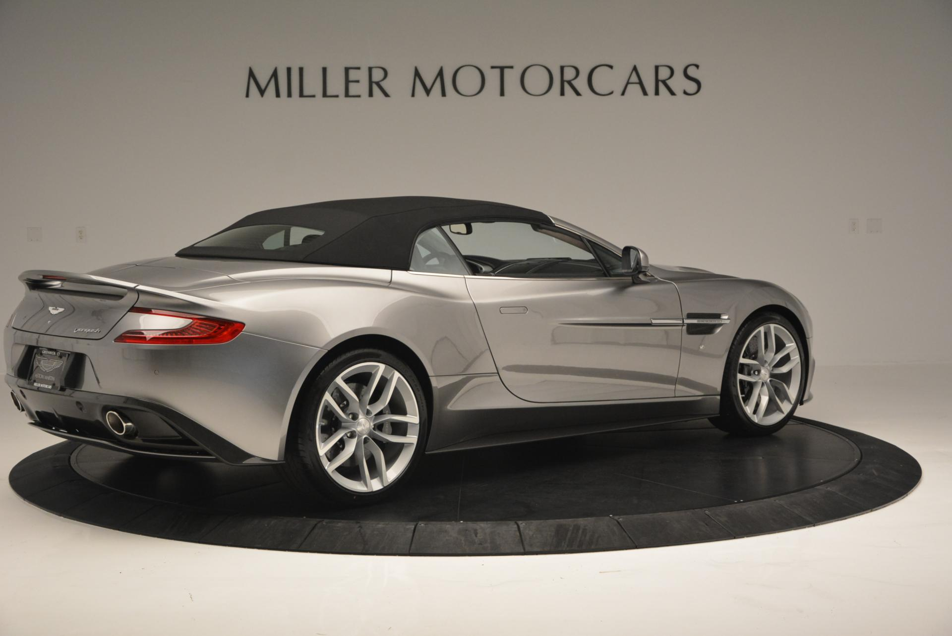 Used 2016 Aston Martin Vanquish Convertible For Sale In Greenwich, CT 96_p20