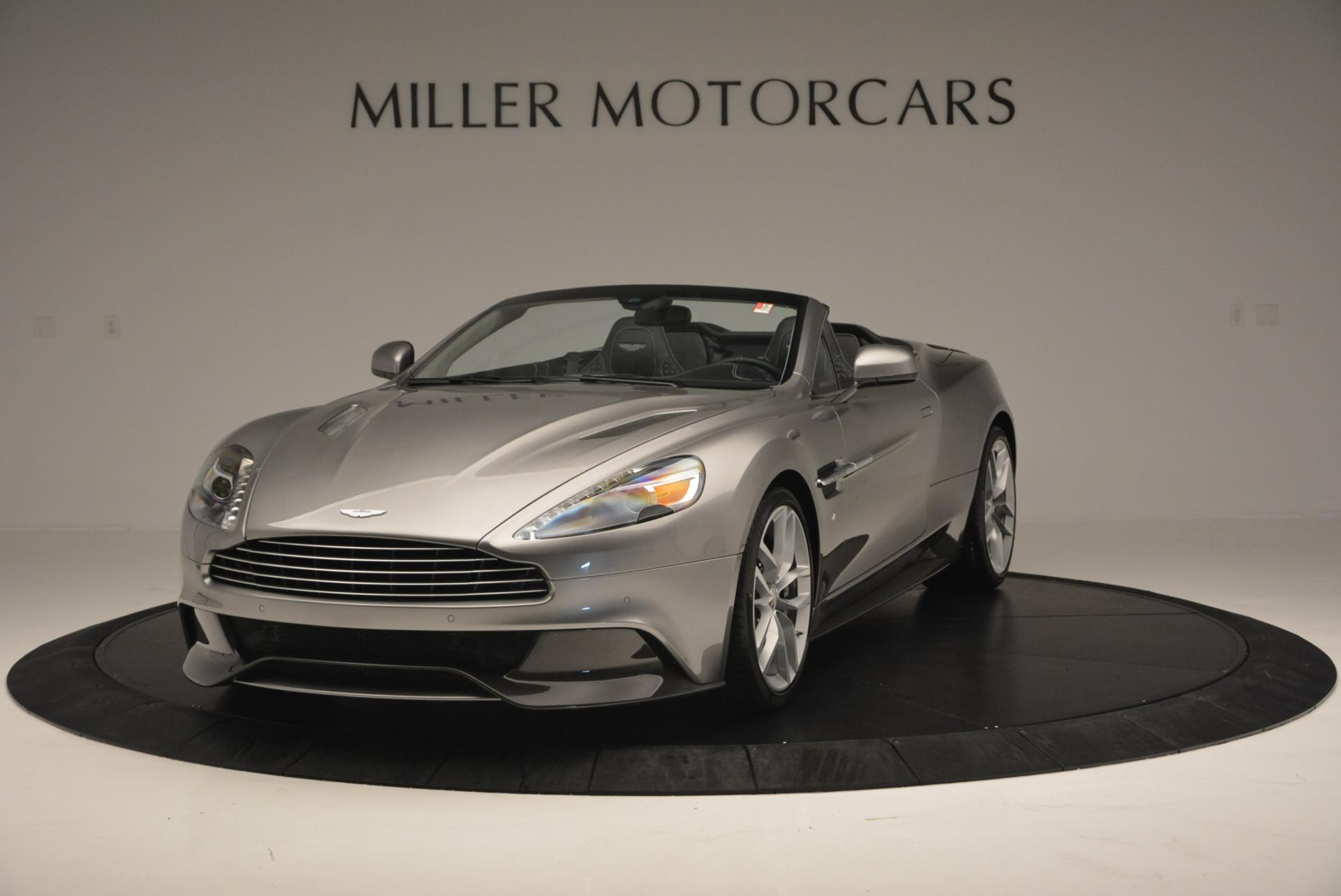 Used 2016 Aston Martin Vanquish Convertible For Sale In Greenwich, CT 96_p2
