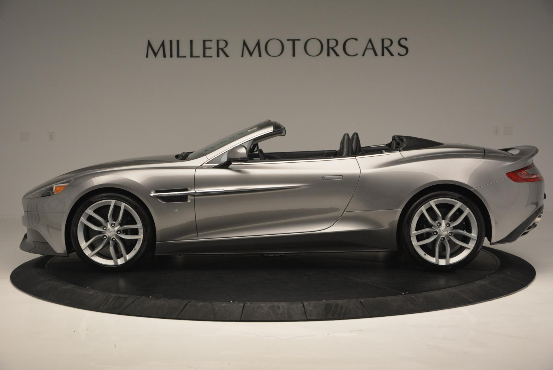 Used 2016 Aston Martin Vanquish Convertible For Sale In Greenwich, CT 96_p3