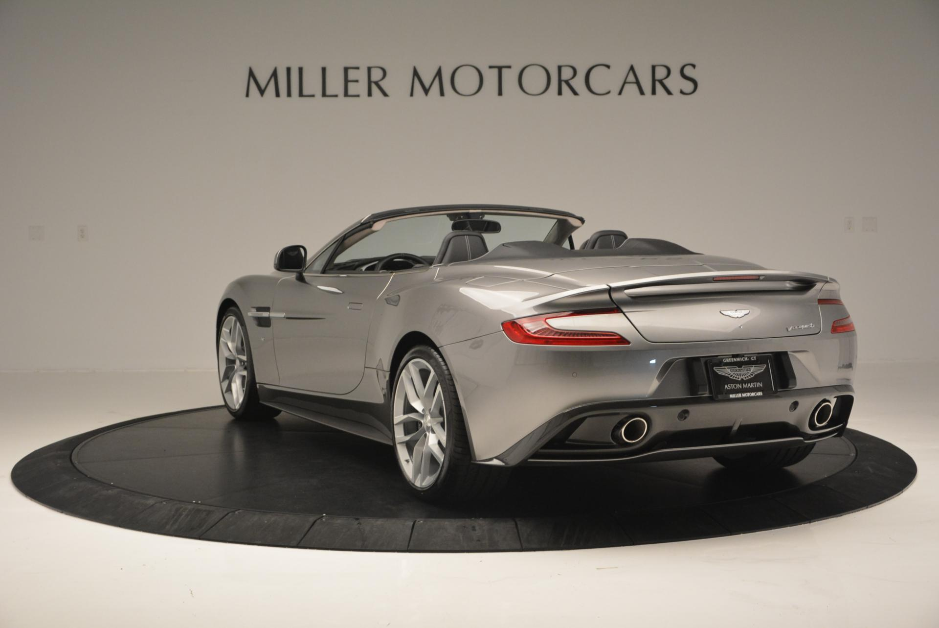 Used 2016 Aston Martin Vanquish Convertible For Sale In Greenwich, CT 96_p5
