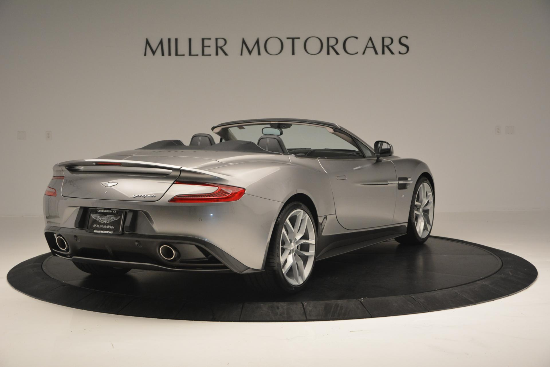 Used 2016 Aston Martin Vanquish Convertible For Sale In Greenwich, CT 96_p7