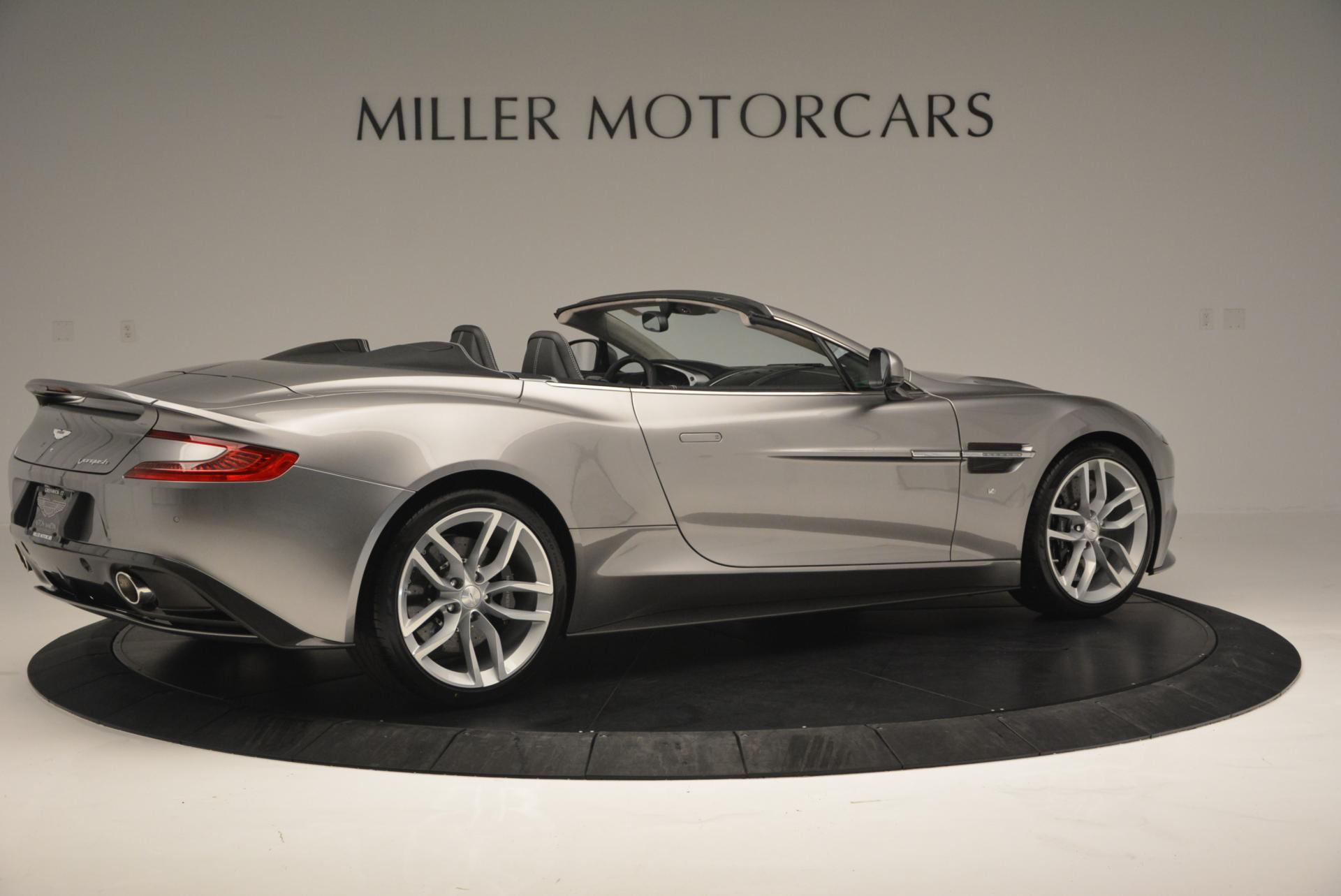 Used 2016 Aston Martin Vanquish Convertible For Sale In Greenwich, CT 96_p8