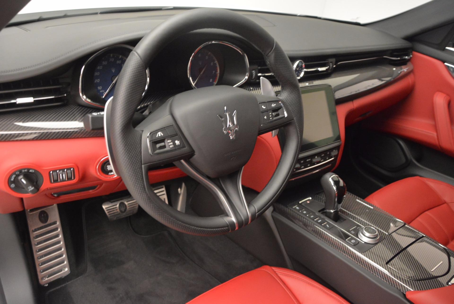 New 2017 Maserati Quattroporte S Q4 GranSport For Sale In Greenwich, CT 960_p13