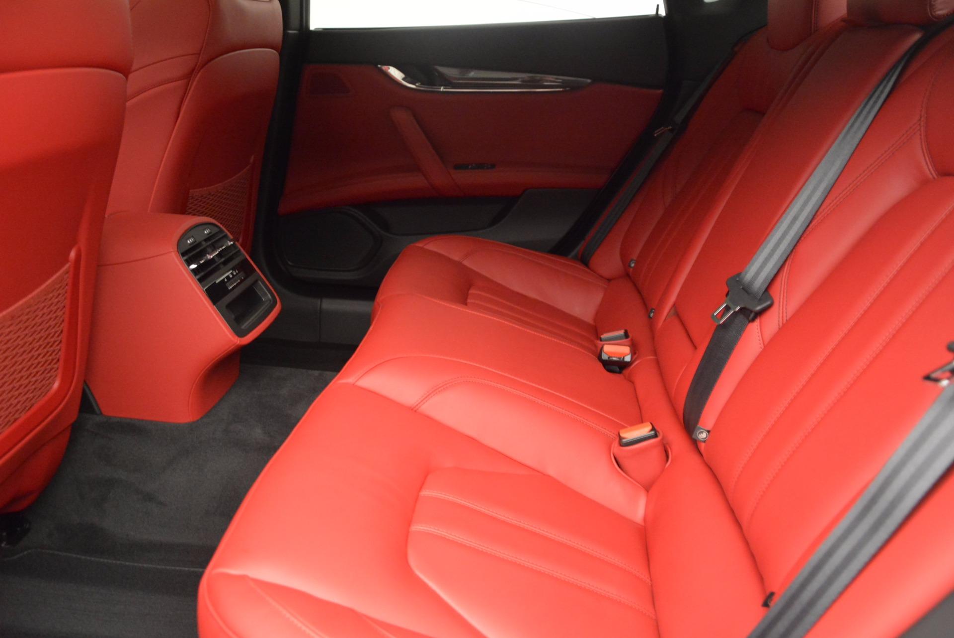 New 2017 Maserati Quattroporte S Q4 GranSport For Sale In Greenwich, CT 960_p17