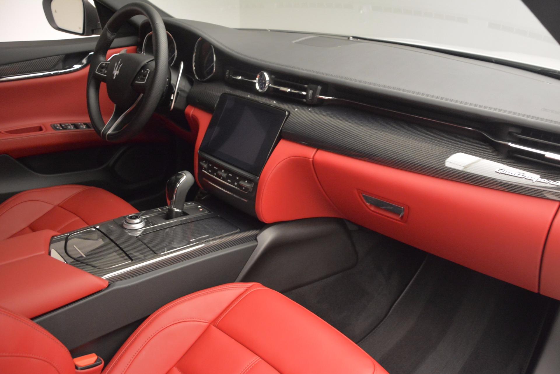 New 2017 Maserati Quattroporte S Q4 GranSport For Sale In Greenwich, CT 960_p24