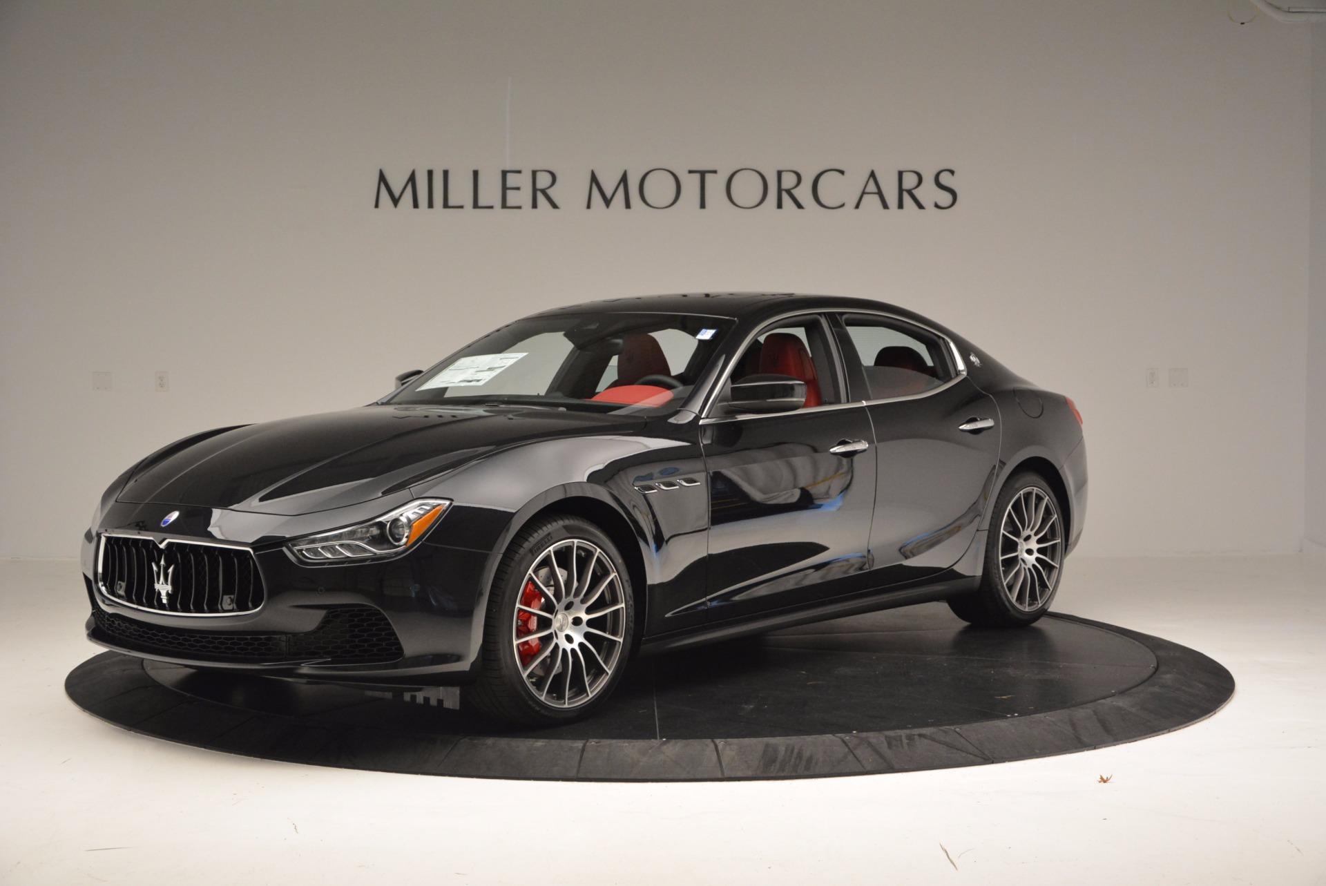 New 2017 Maserati Ghibli S Q4 For Sale In Greenwich, CT 961_p11