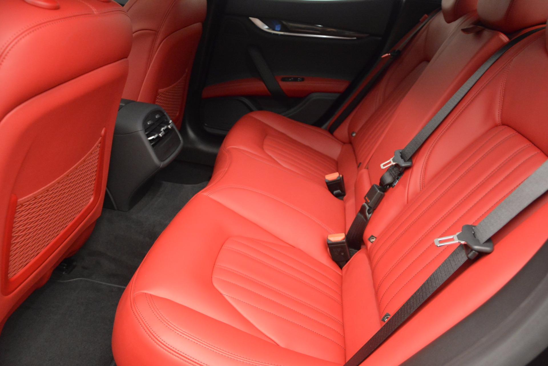 New 2017 Maserati Ghibli S Q4 For Sale In Greenwich, CT 961_p18
