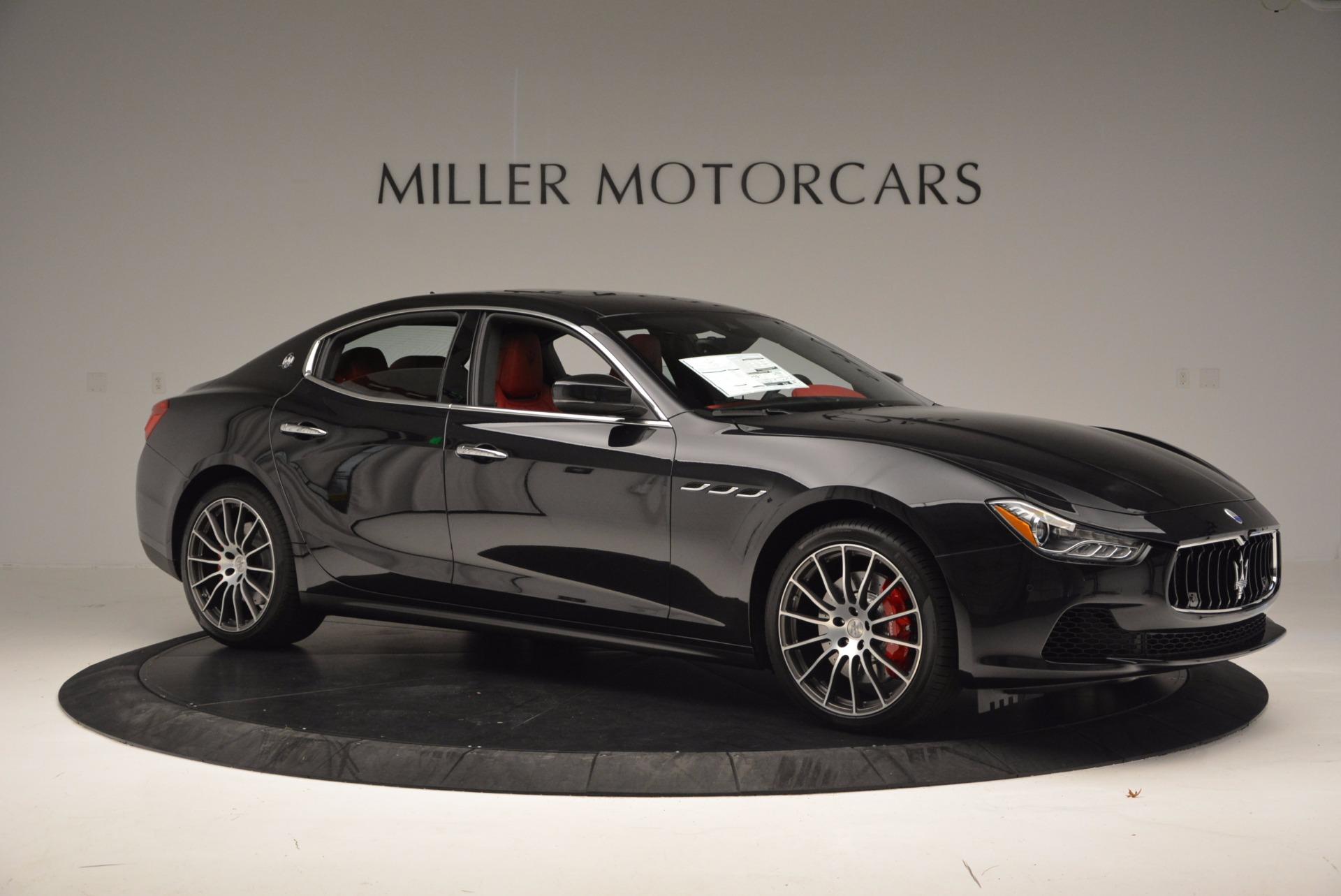 New 2017 Maserati Ghibli S Q4 For Sale In Greenwich, CT 961_p4