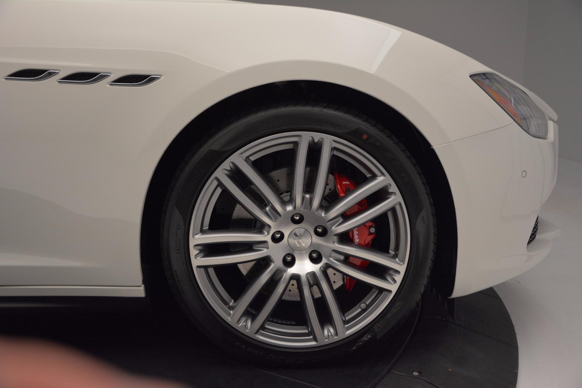 New 2017 Maserati Ghibli SQ4 For Sale In Greenwich, CT 962_p13