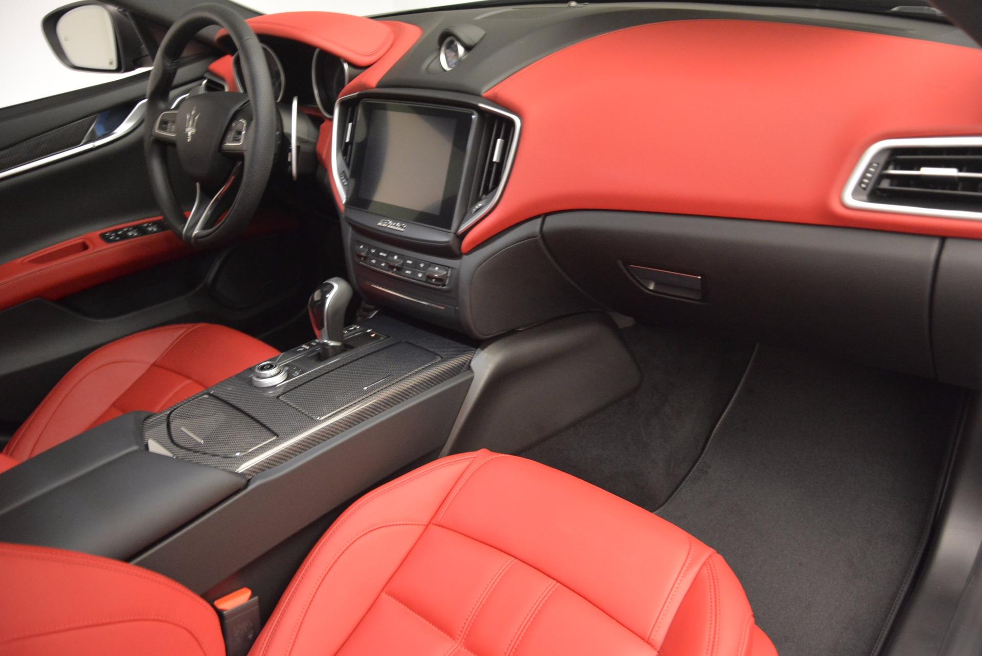New 2017 Maserati Ghibli SQ4 For Sale In Greenwich, CT 962_p17