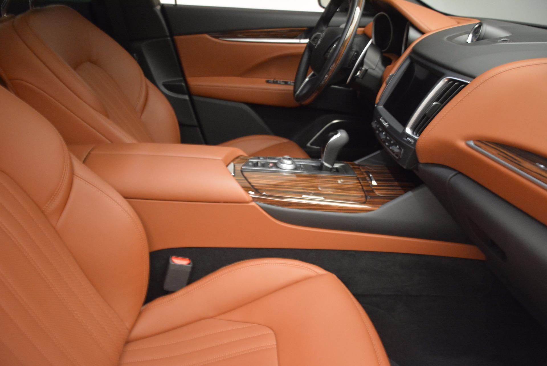 New 2017 Maserati Levante S For Sale In Greenwich, CT 965_p22