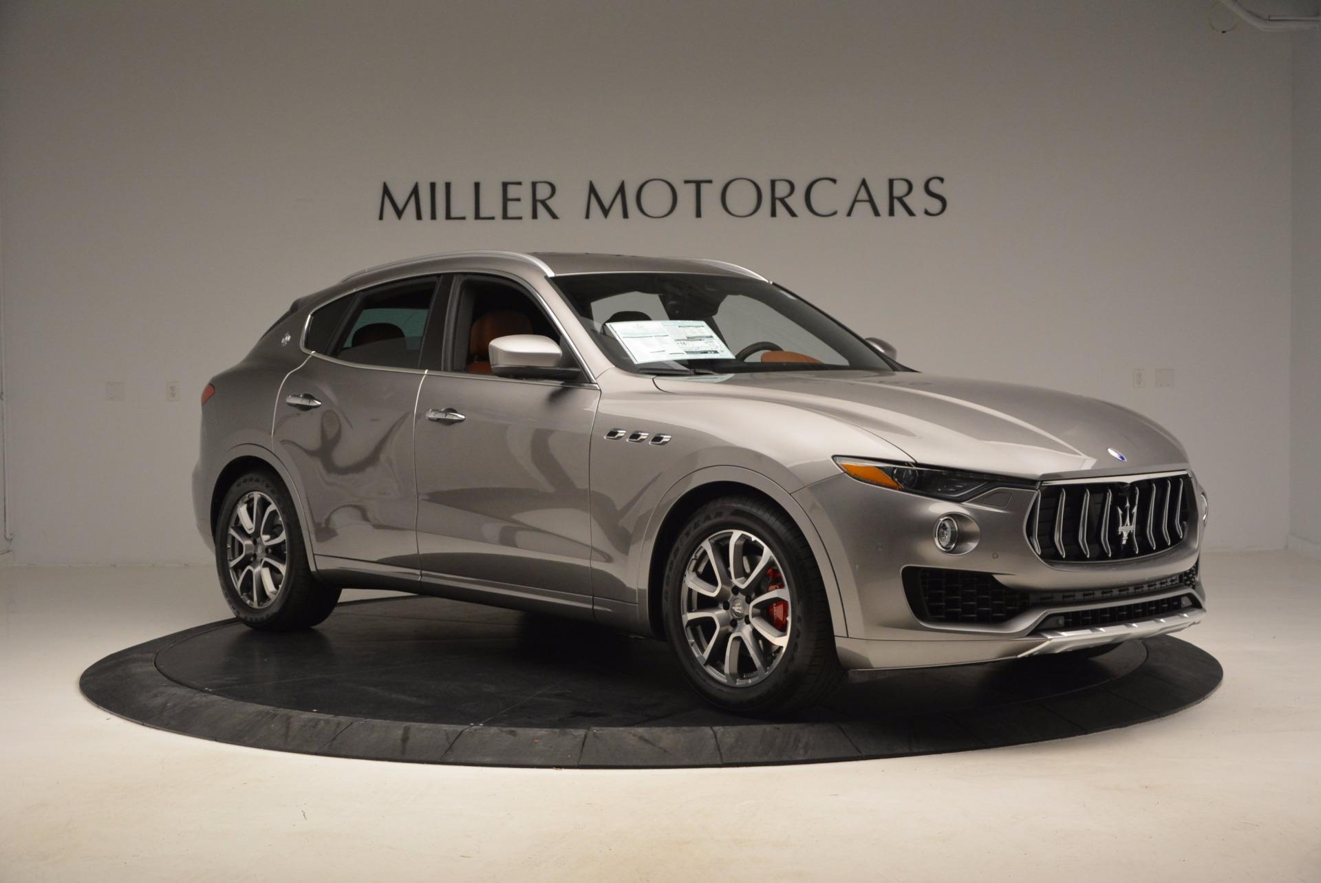 New 2017 Maserati Levante  For Sale In Greenwich, CT 966_p11
