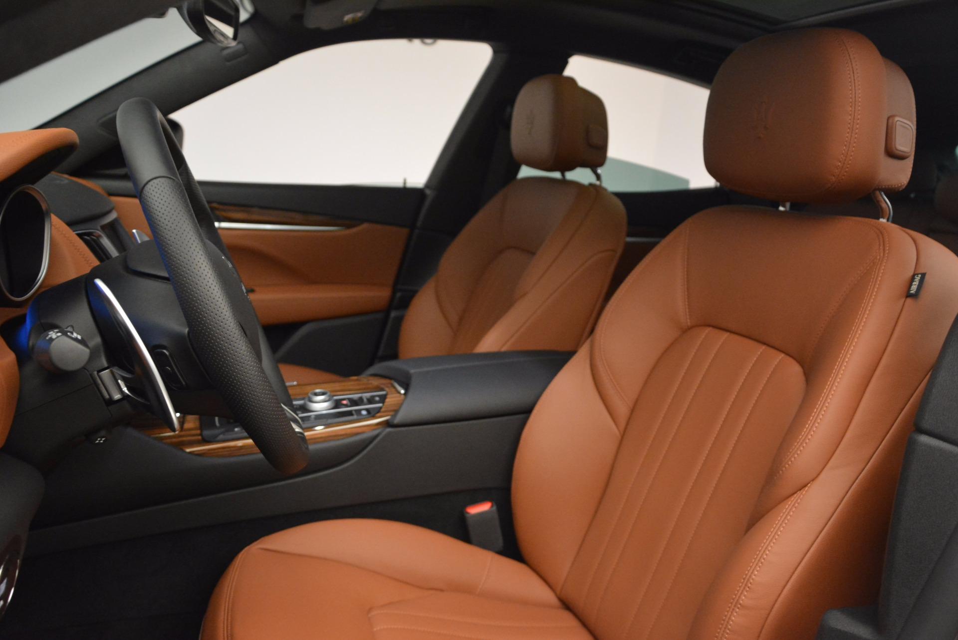 New 2017 Maserati Levante  For Sale In Greenwich, CT 966_p13