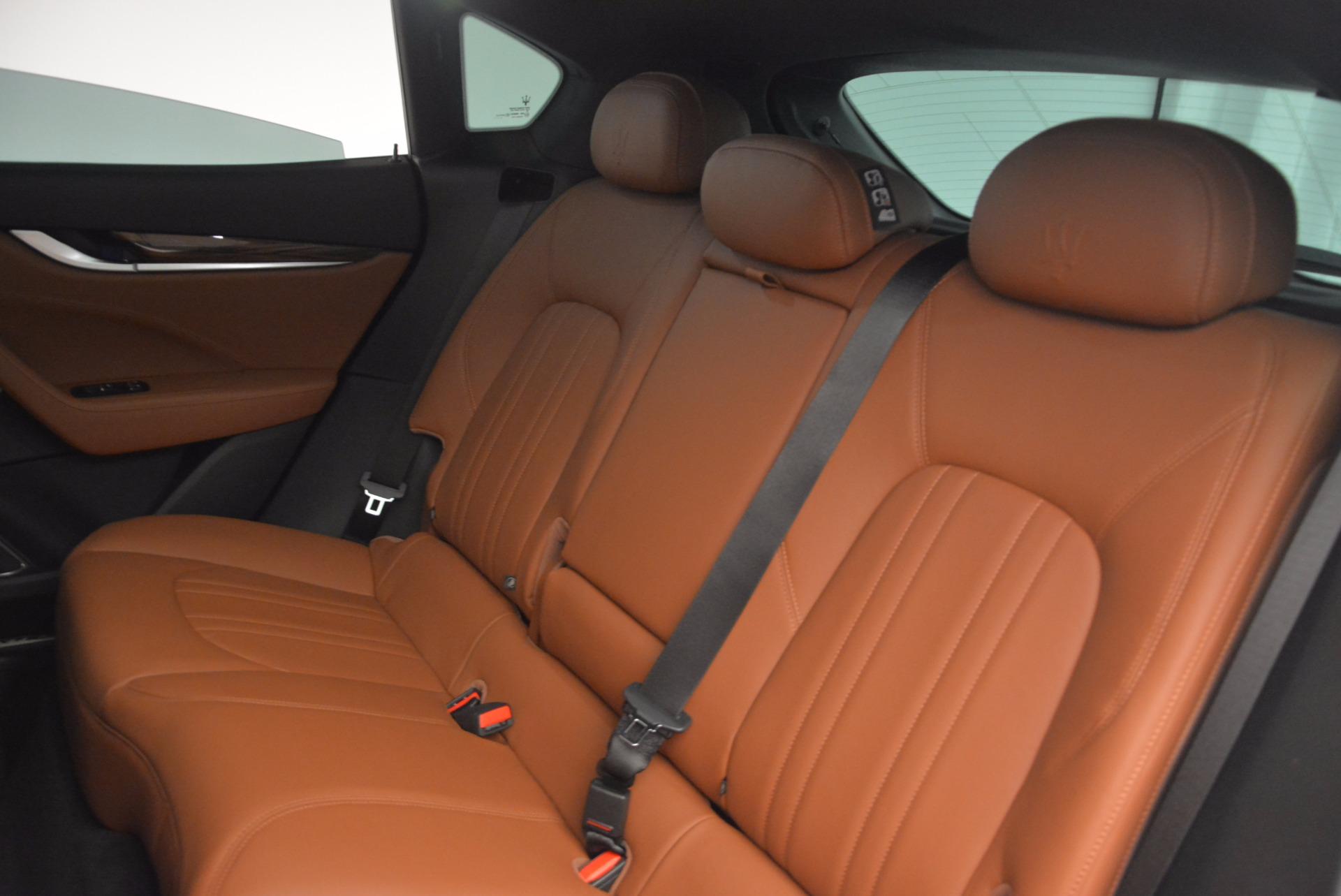 New 2017 Maserati Levante  For Sale In Greenwich, CT 966_p18