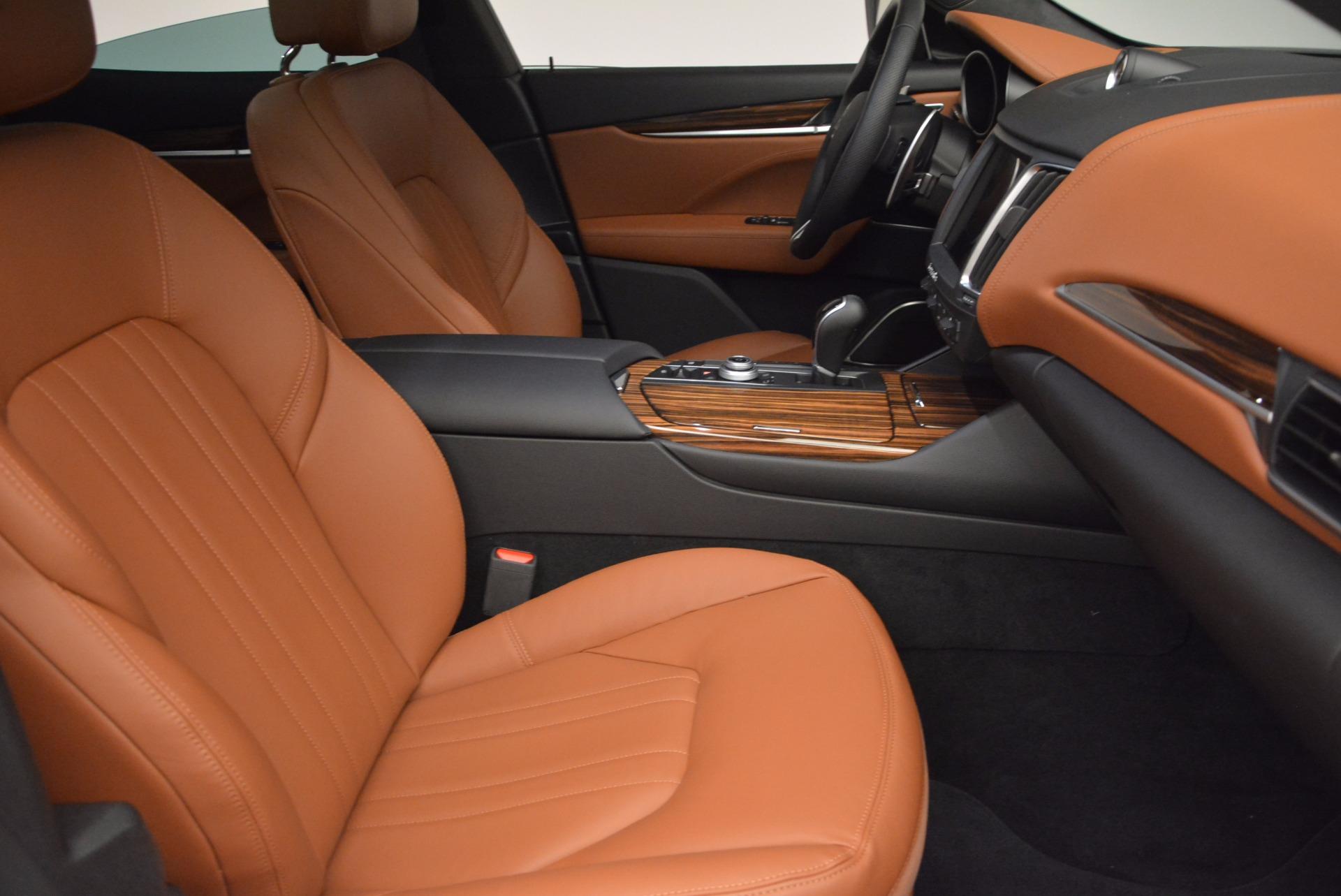 New 2017 Maserati Levante  For Sale In Greenwich, CT 966_p20