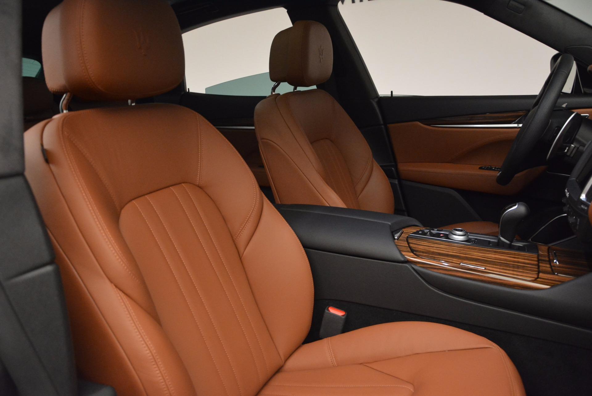 New 2017 Maserati Levante  For Sale In Greenwich, CT 966_p21