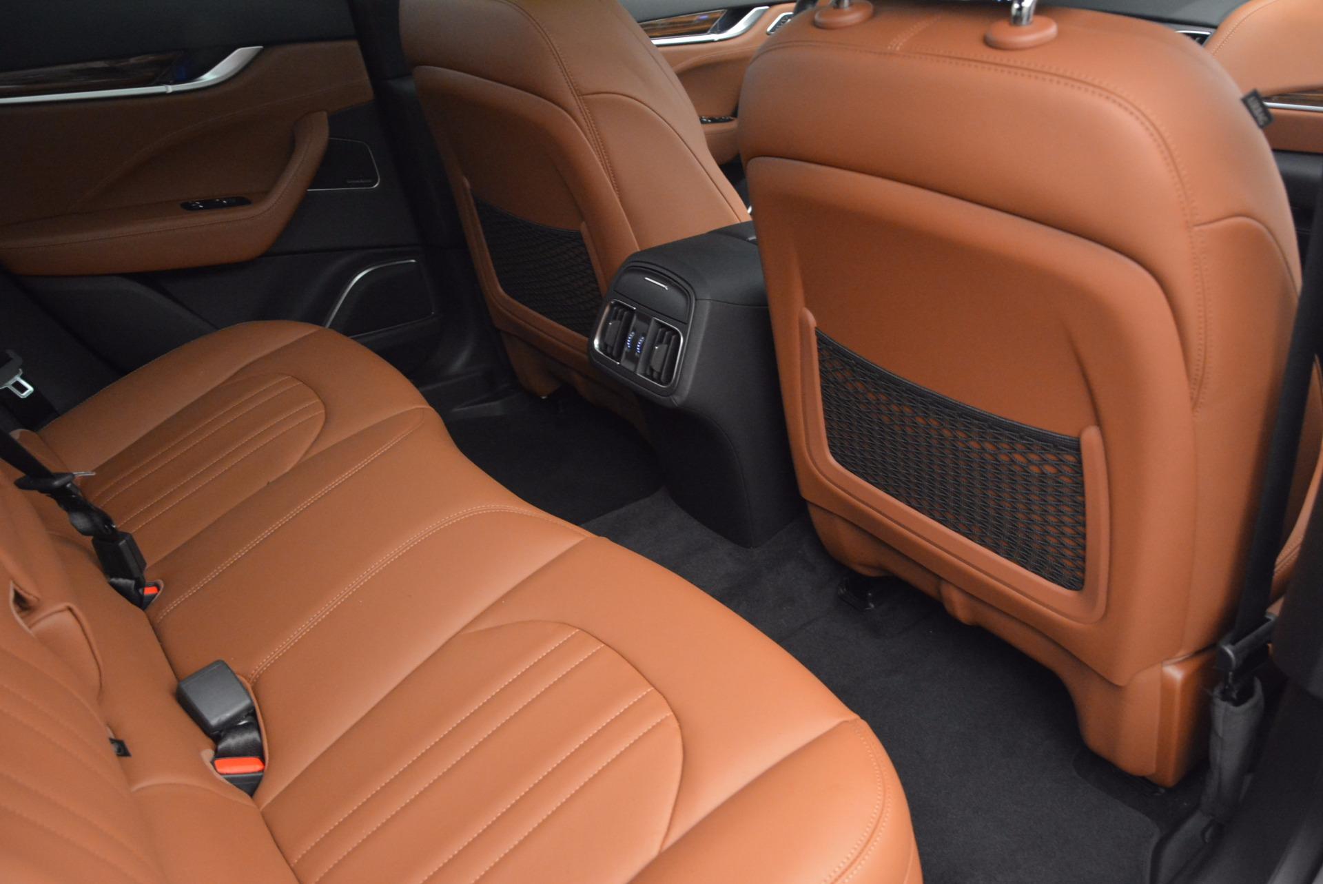 New 2017 Maserati Levante  For Sale In Greenwich, CT 966_p22