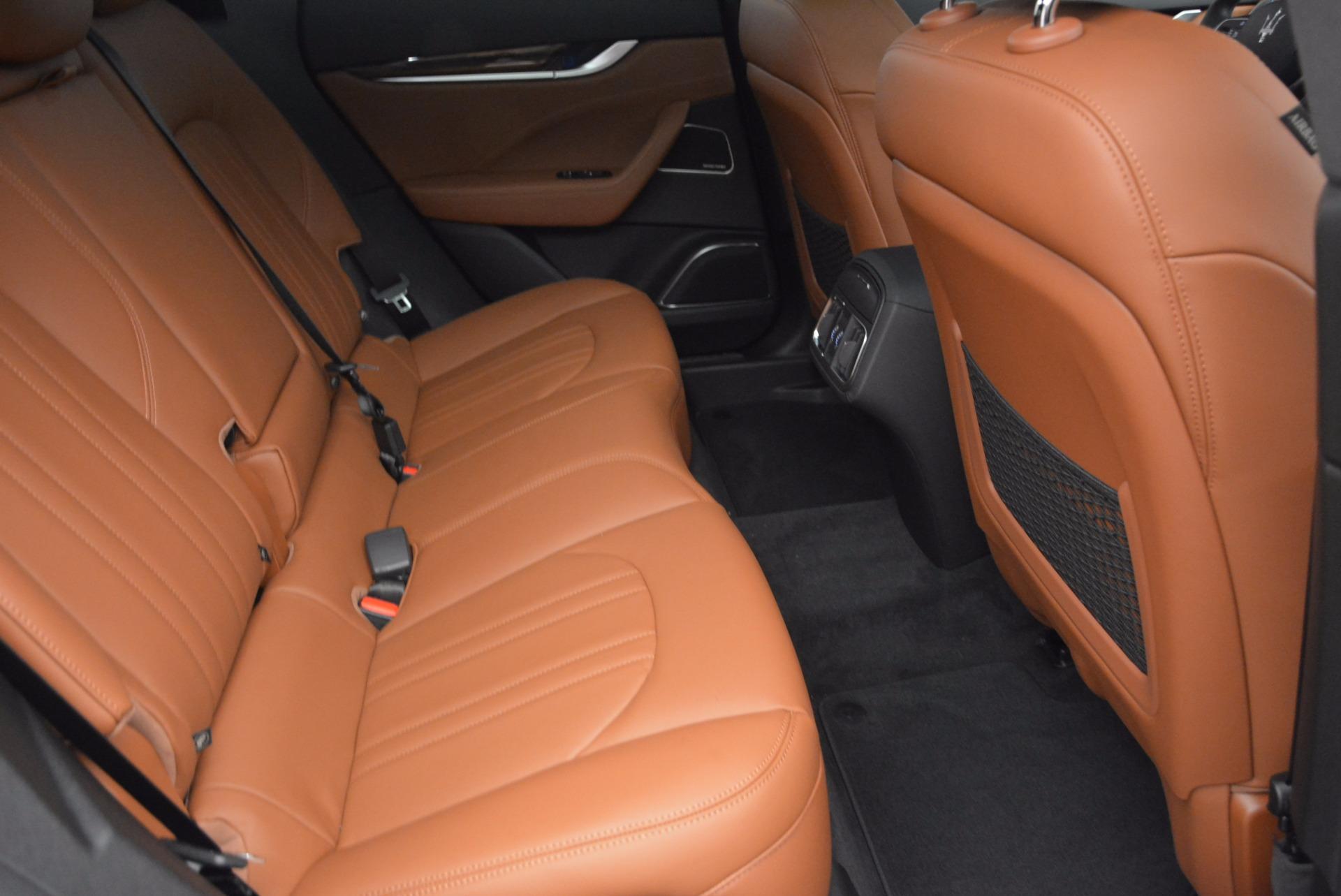 New 2017 Maserati Levante  For Sale In Greenwich, CT 966_p23