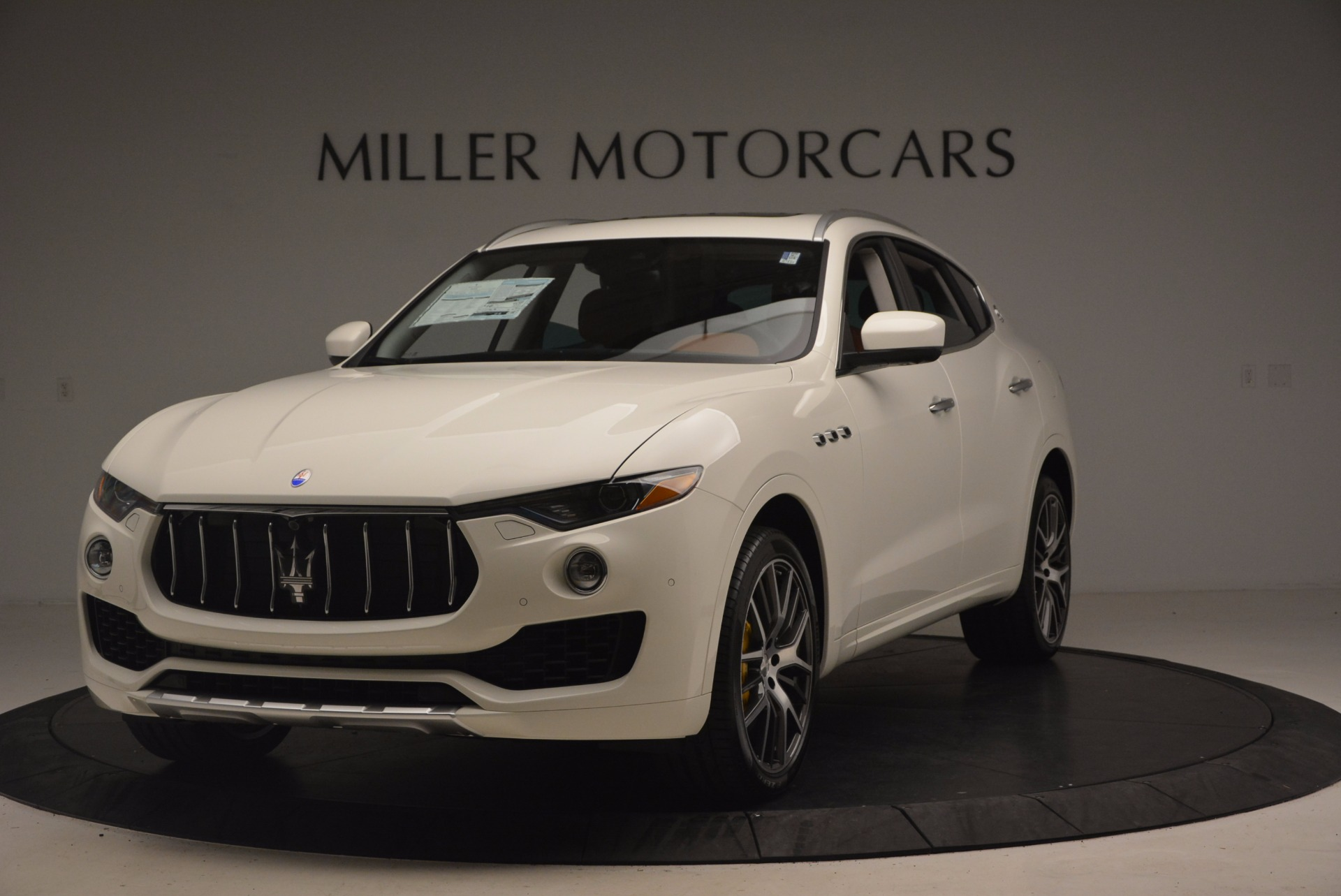 New 2017 Maserati Levante S Q4 For Sale In Greenwich, CT 967_main