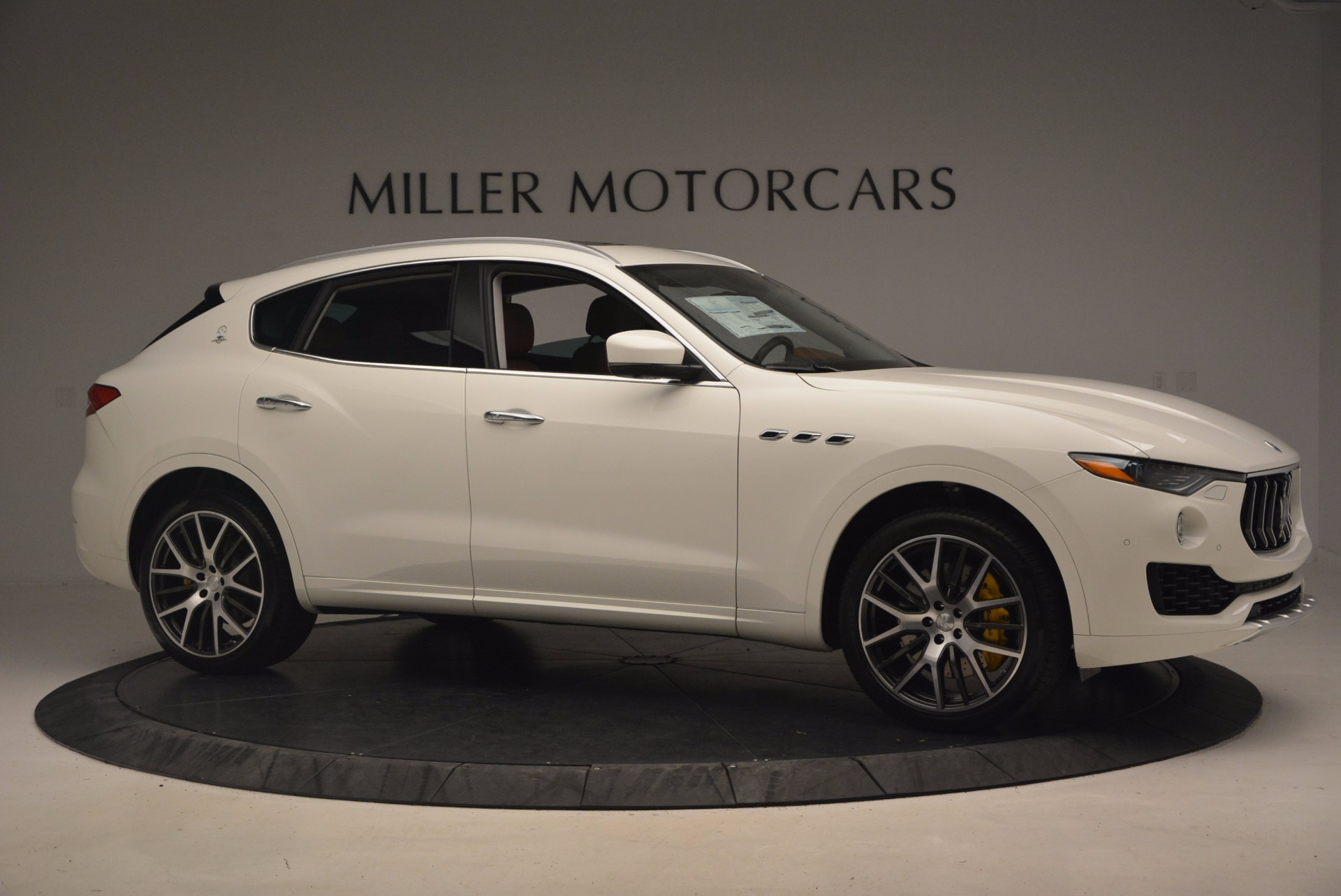 New 2017 Maserati Levante S Q4 For Sale In Greenwich, CT 967_p10