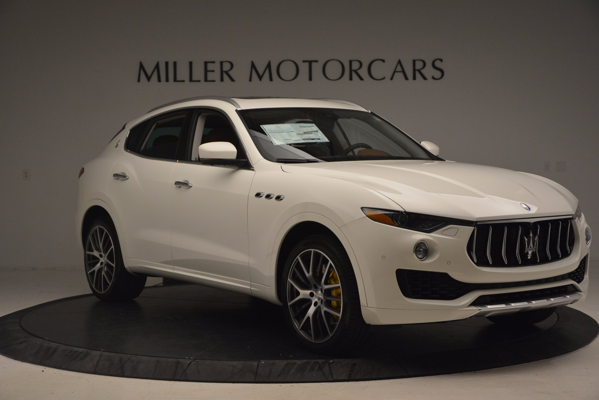 New 2017 Maserati Levante S Q4 For Sale In Greenwich, CT 967_p11