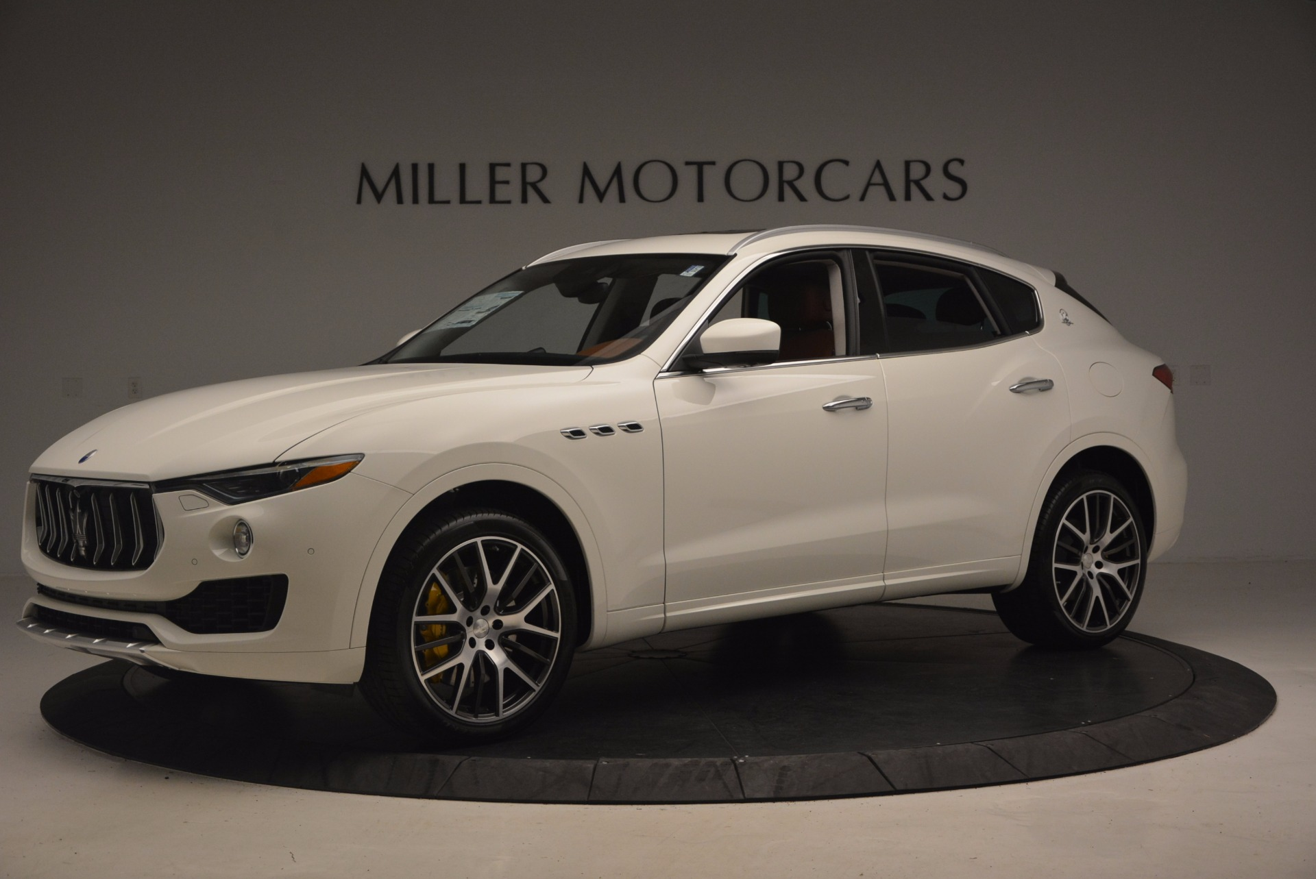 New 2017 Maserati Levante S Q4 For Sale In Greenwich, CT 967_p2