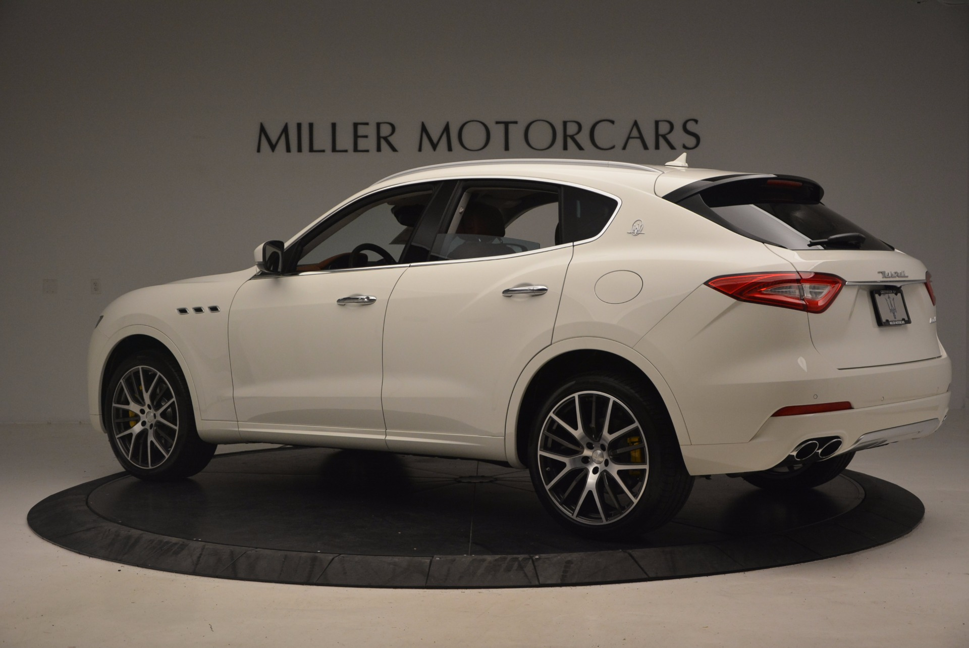 New 2017 Maserati Levante S Q4 For Sale In Greenwich, CT 967_p4
