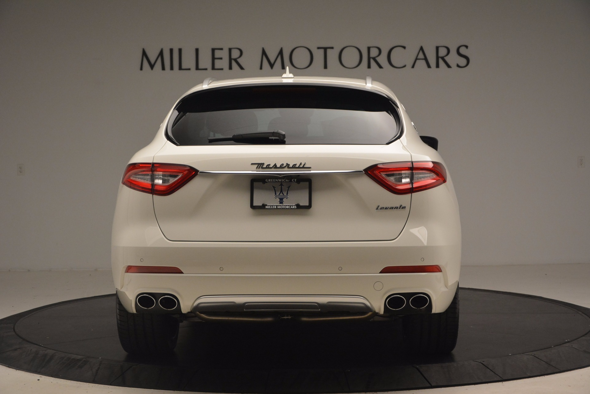 New 2017 Maserati Levante S Q4 For Sale In Greenwich, CT 967_p6