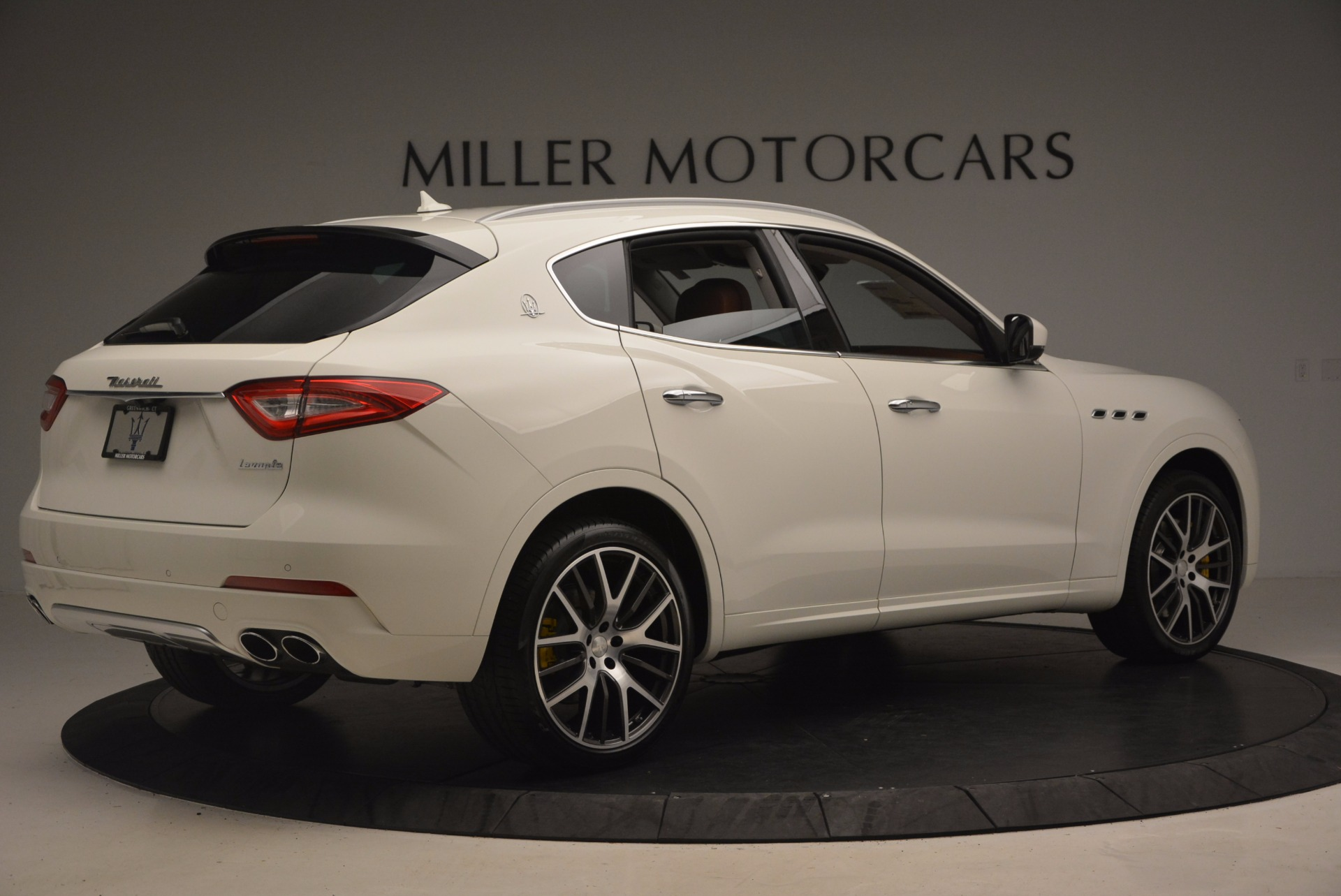 New 2017 Maserati Levante S Q4 For Sale In Greenwich, CT 967_p8