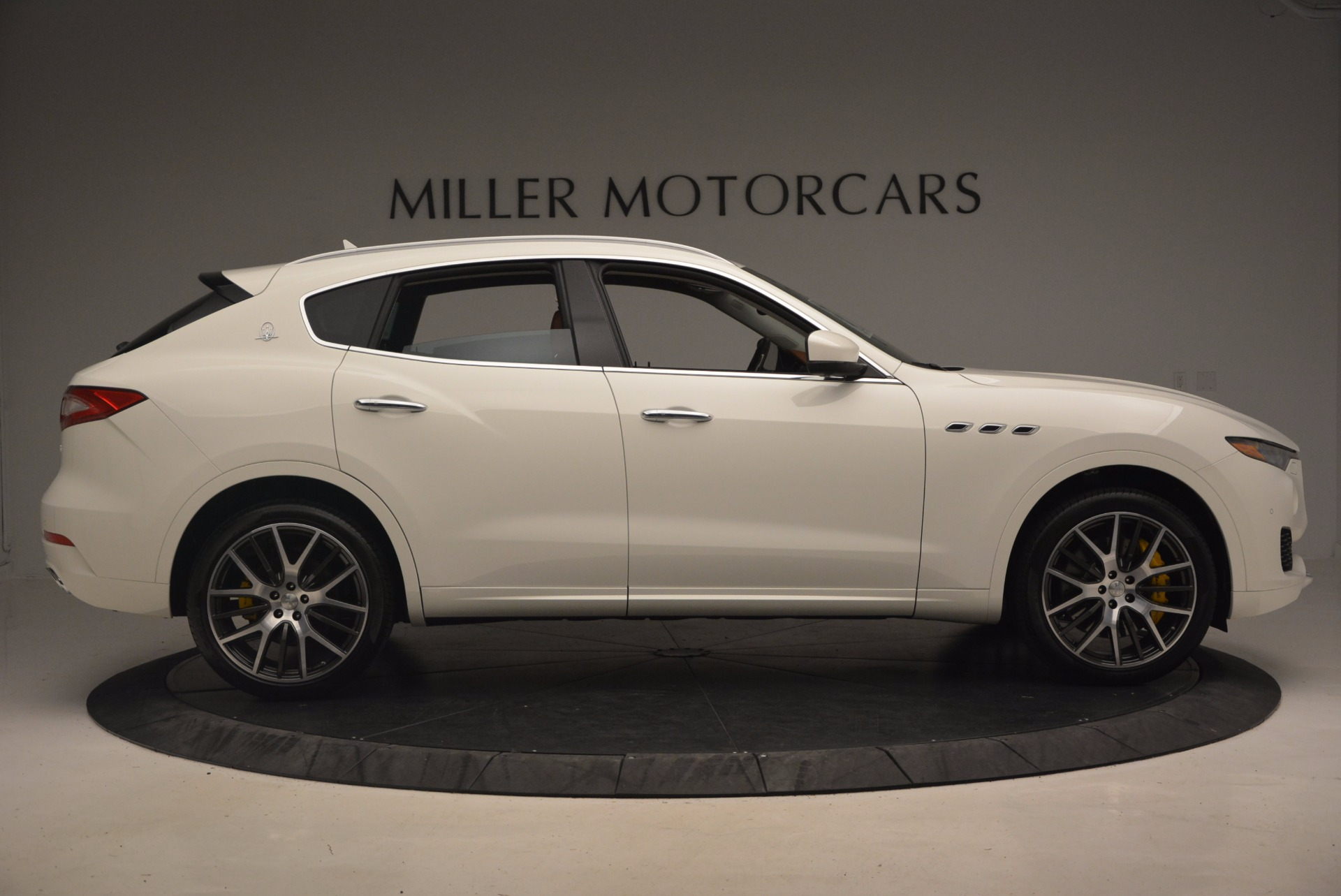 New 2017 Maserati Levante S Q4 For Sale In Greenwich, CT 967_p9