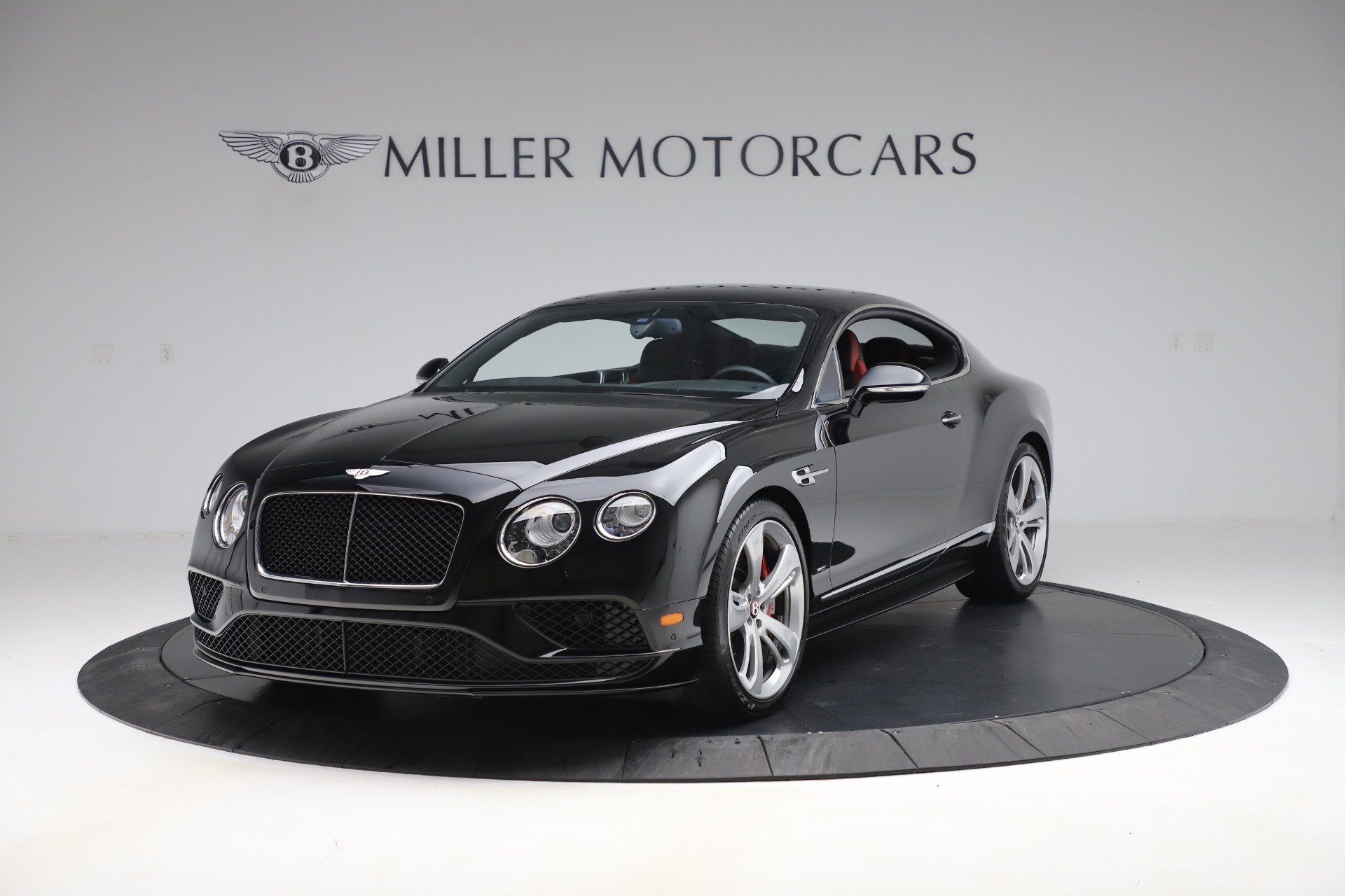New 2017 Bentley Continental GT V8 S For Sale In Greenwich, CT 968_main