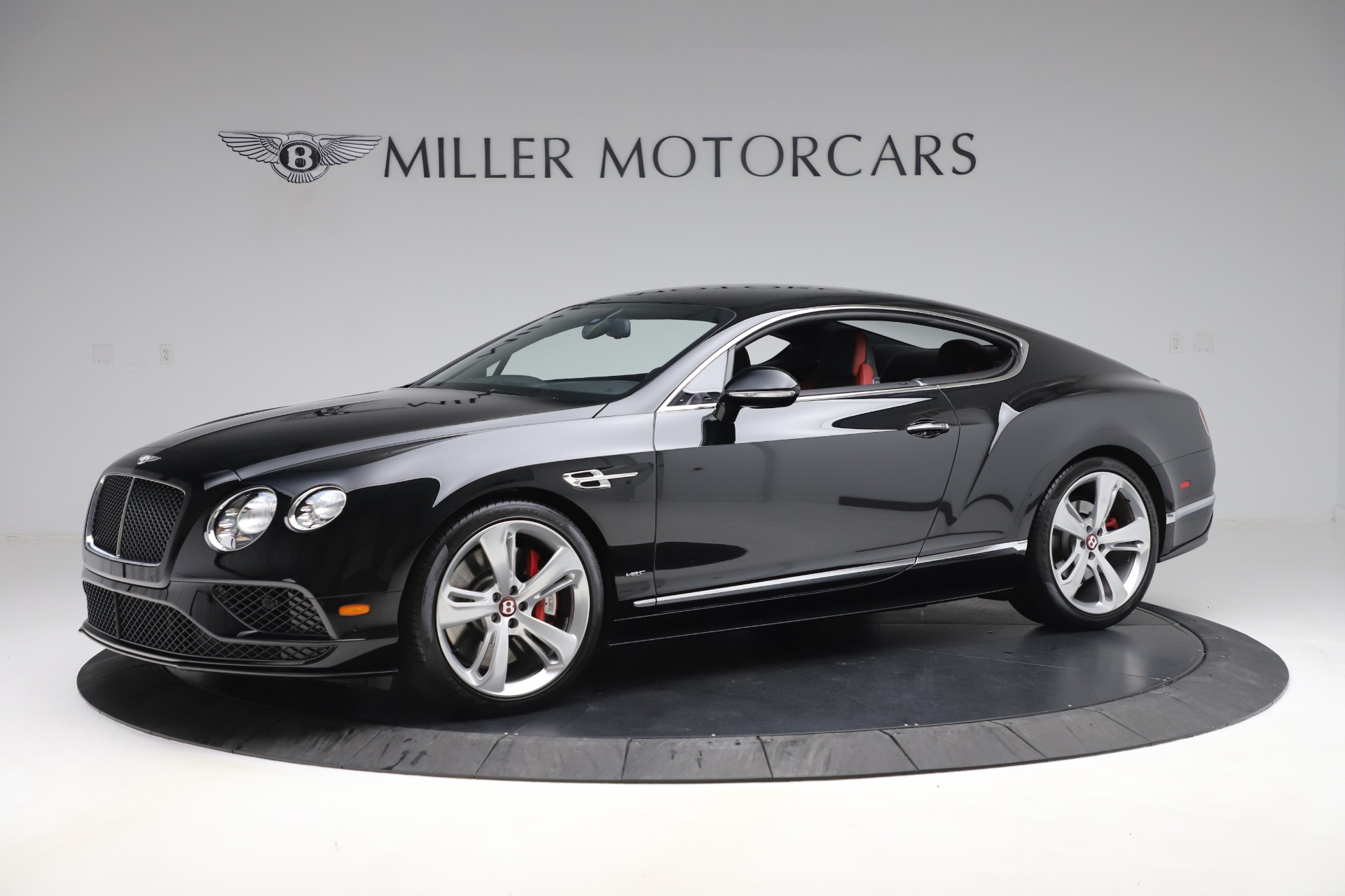 New 2017 Bentley Continental GT V8 S For Sale In Greenwich, CT 968_p3