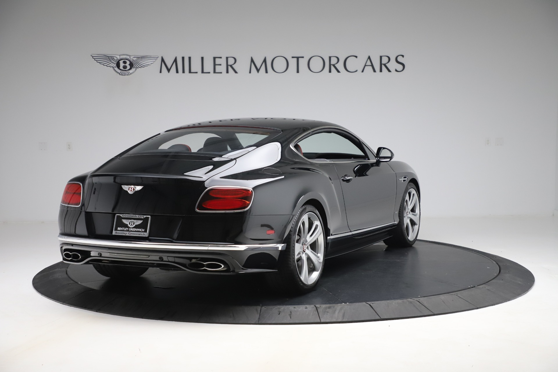 New 2017 Bentley Continental GT V8 S For Sale In Greenwich, CT 968_p8