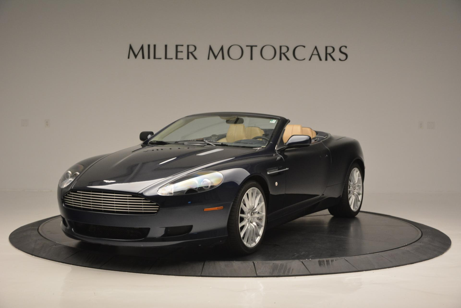 Used 2007 Aston Martin DB9 Volante For Sale In Greenwich, CT 97_main