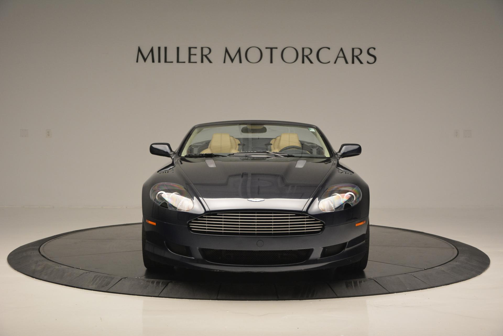 Used 2007 Aston Martin DB9 Volante For Sale In Greenwich, CT 97_p12