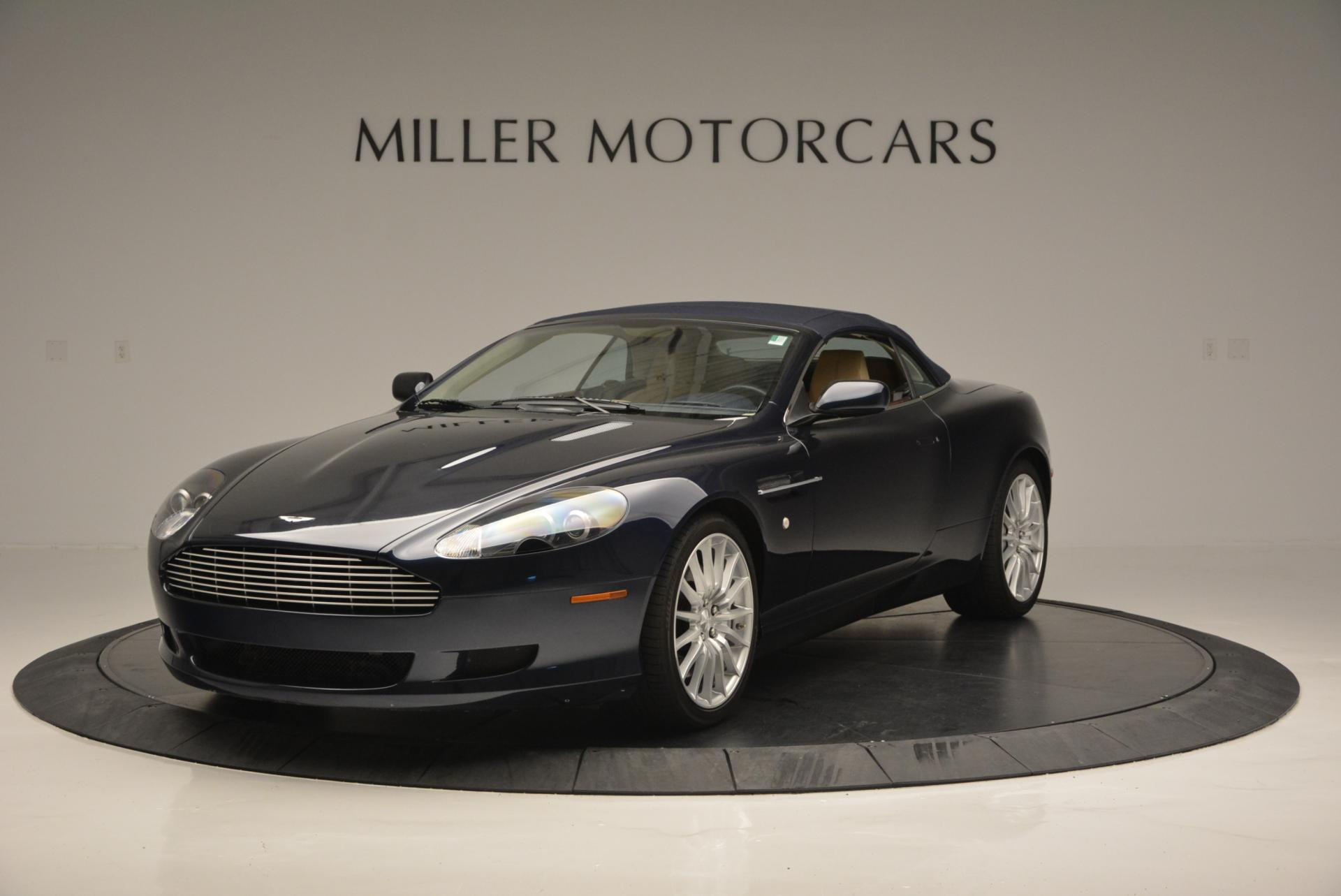 Used 2007 Aston Martin DB9 Volante For Sale In Greenwich, CT 97_p13