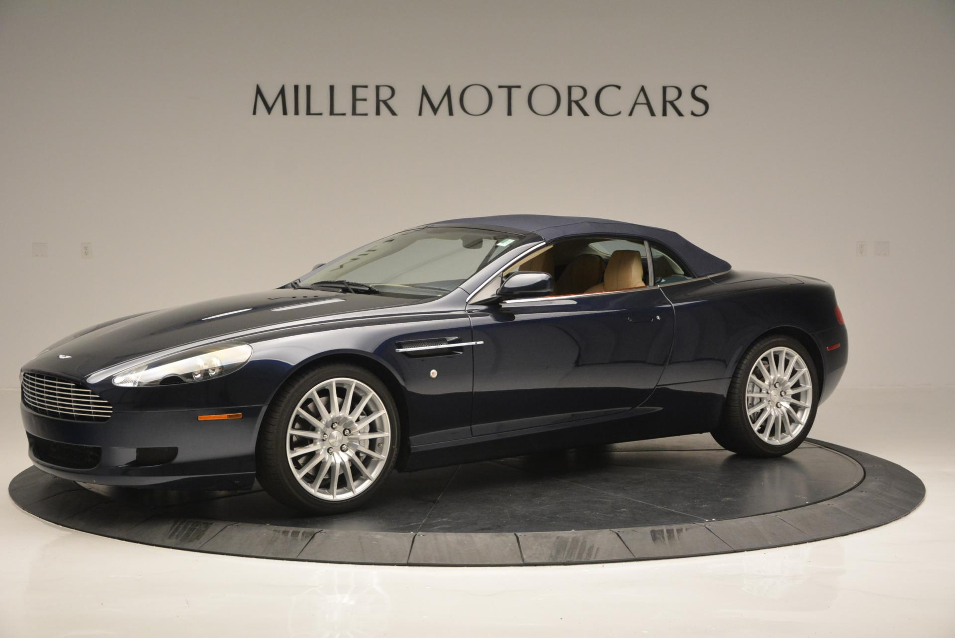 Used 2007 Aston Martin DB9 Volante For Sale In Greenwich, CT 97_p14