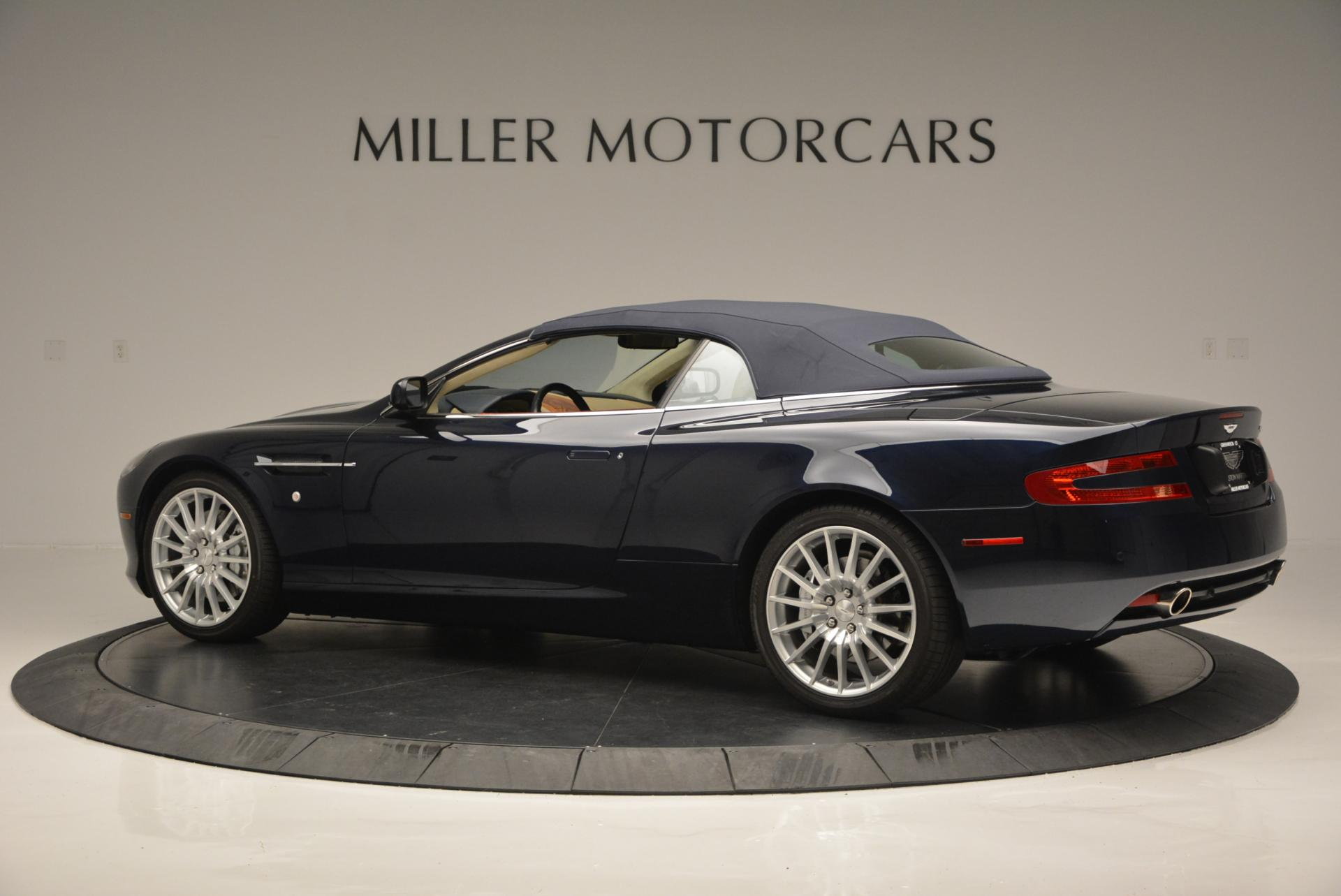 Used 2007 Aston Martin DB9 Volante For Sale In Greenwich, CT 97_p16