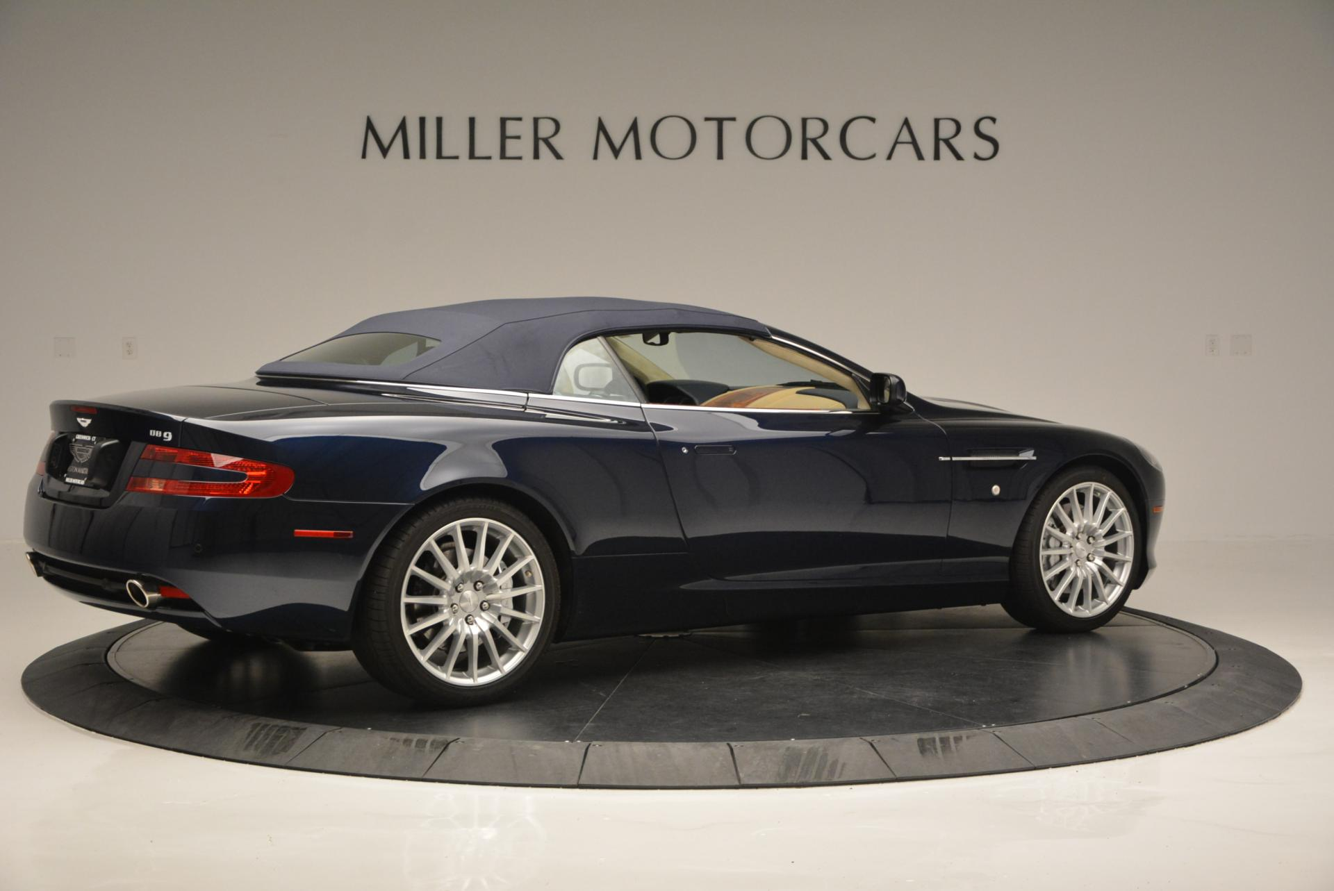 Used 2007 Aston Martin DB9 Volante For Sale In Greenwich, CT 97_p20