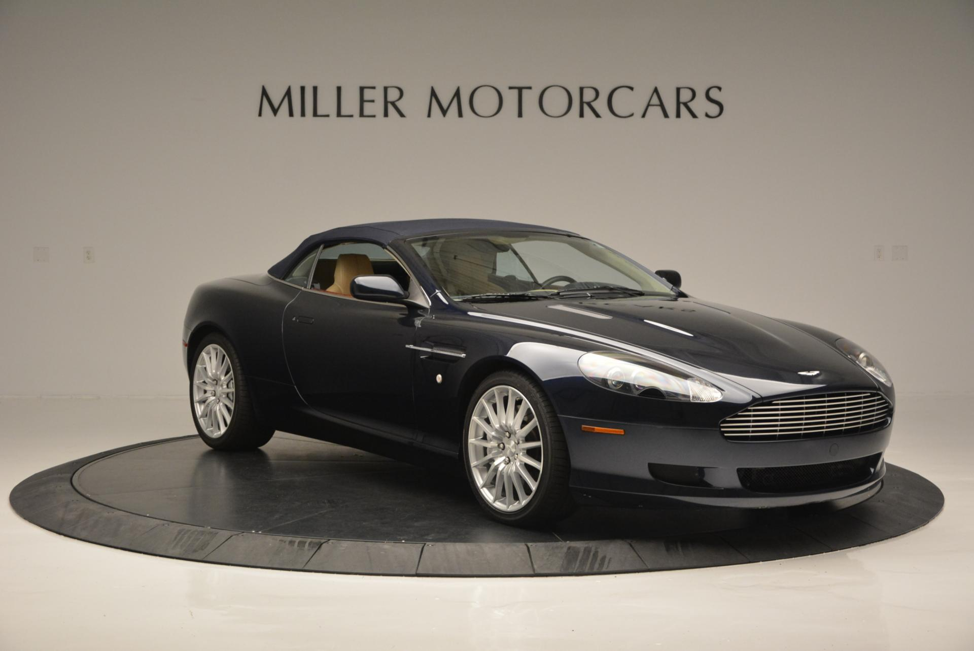 Used 2007 Aston Martin DB9 Volante For Sale In Greenwich, CT 97_p23