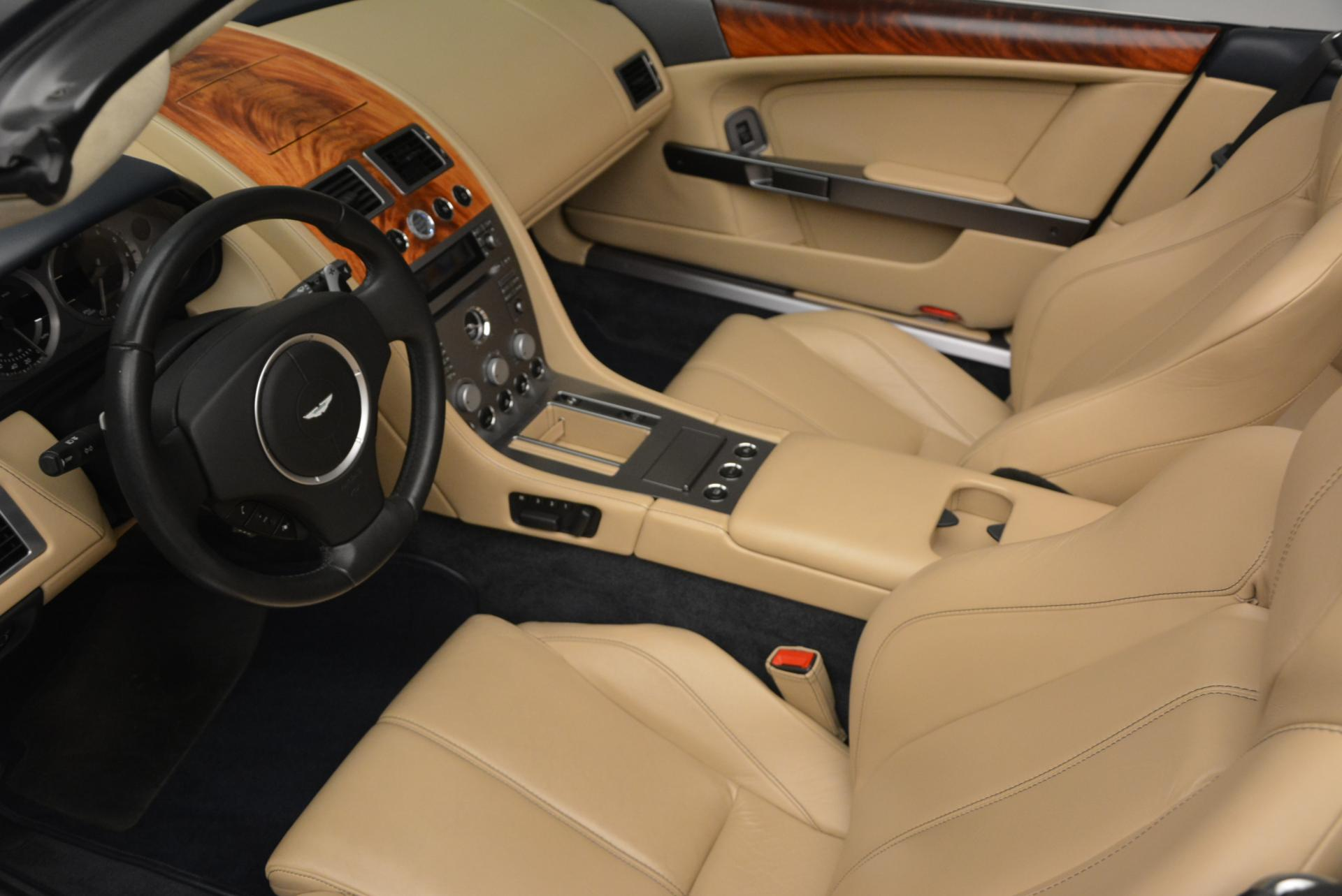 Used 2007 Aston Martin DB9 Volante For Sale In Greenwich, CT 97_p25