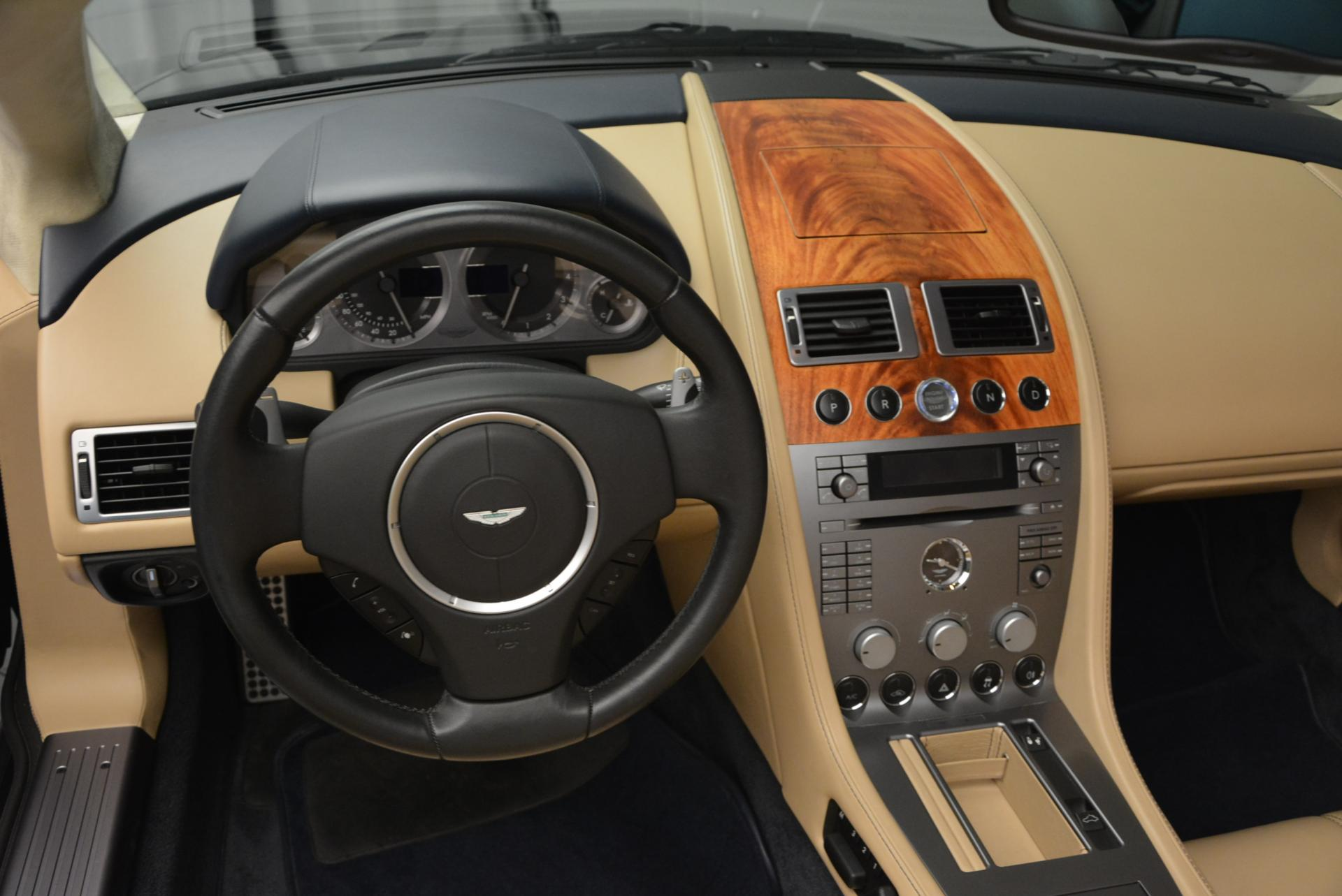 Used 2007 Aston Martin DB9 Volante For Sale In Greenwich, CT 97_p26