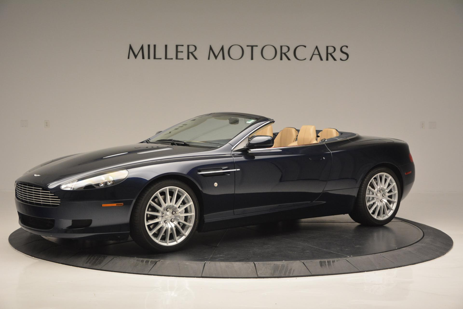 Used 2007 Aston Martin DB9 Volante For Sale In Greenwich, CT 97_p2