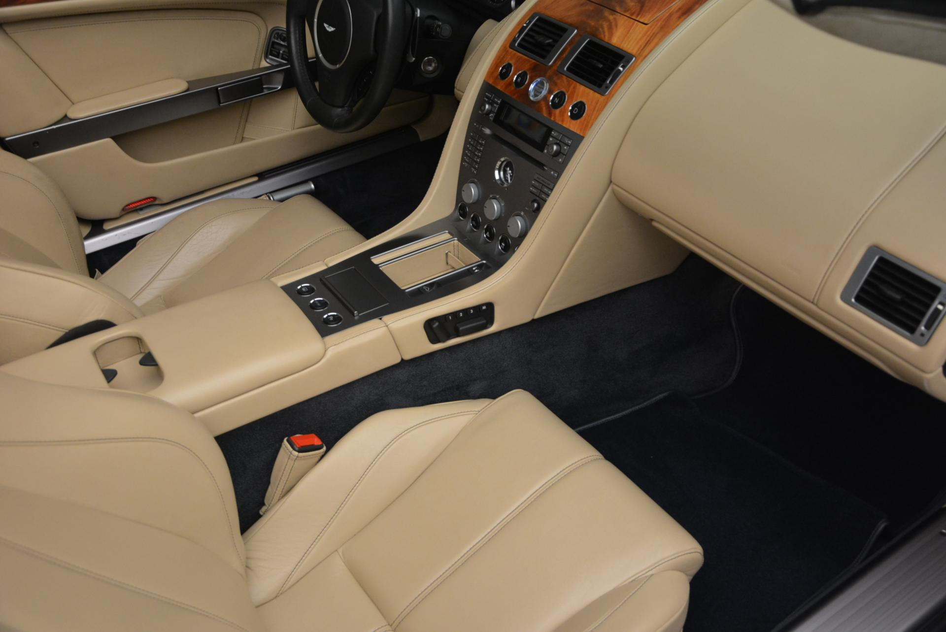 Used 2007 Aston Martin DB9 Volante For Sale In Greenwich, CT 97_p33
