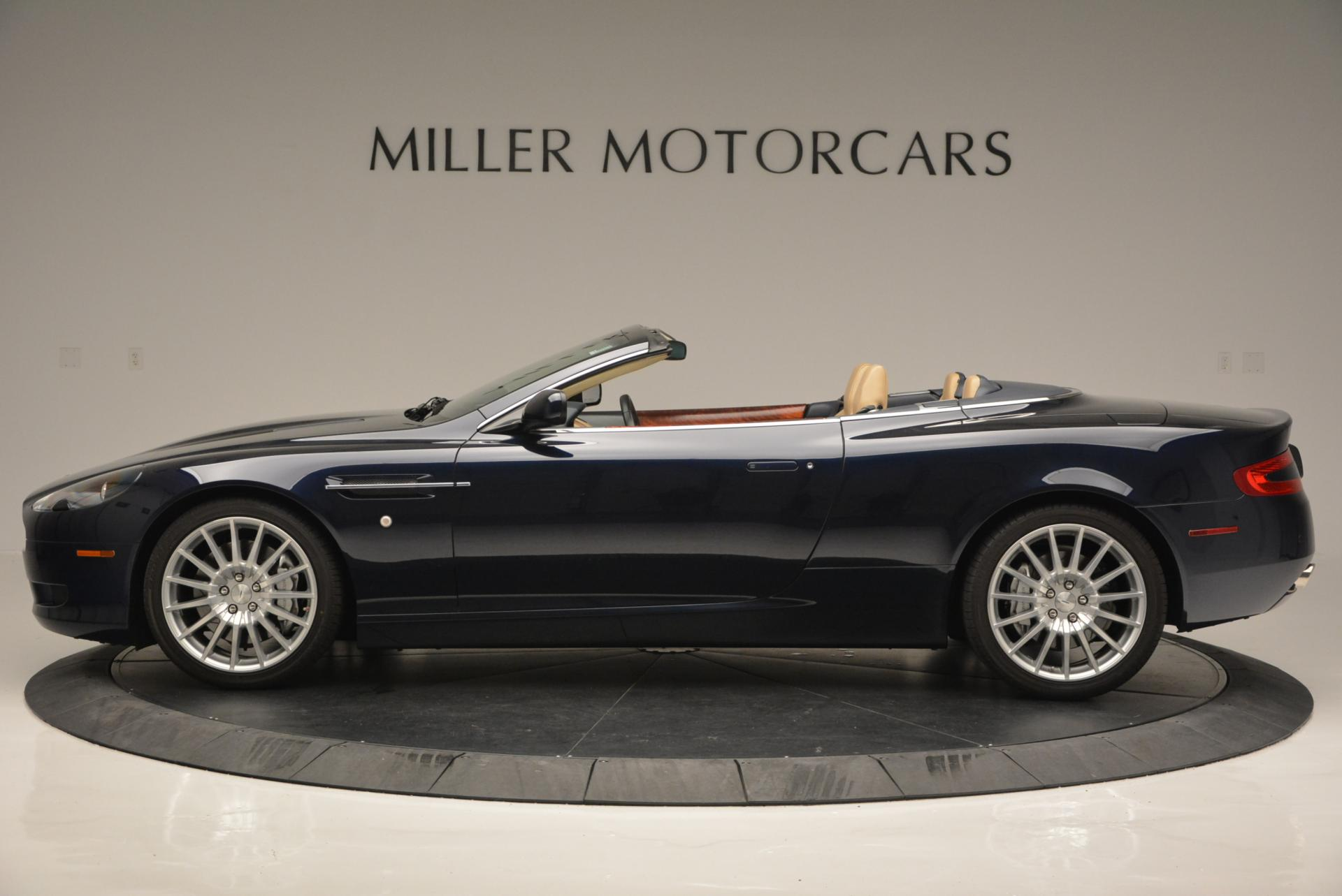 Used 2007 Aston Martin DB9 Volante For Sale In Greenwich, CT 97_p3