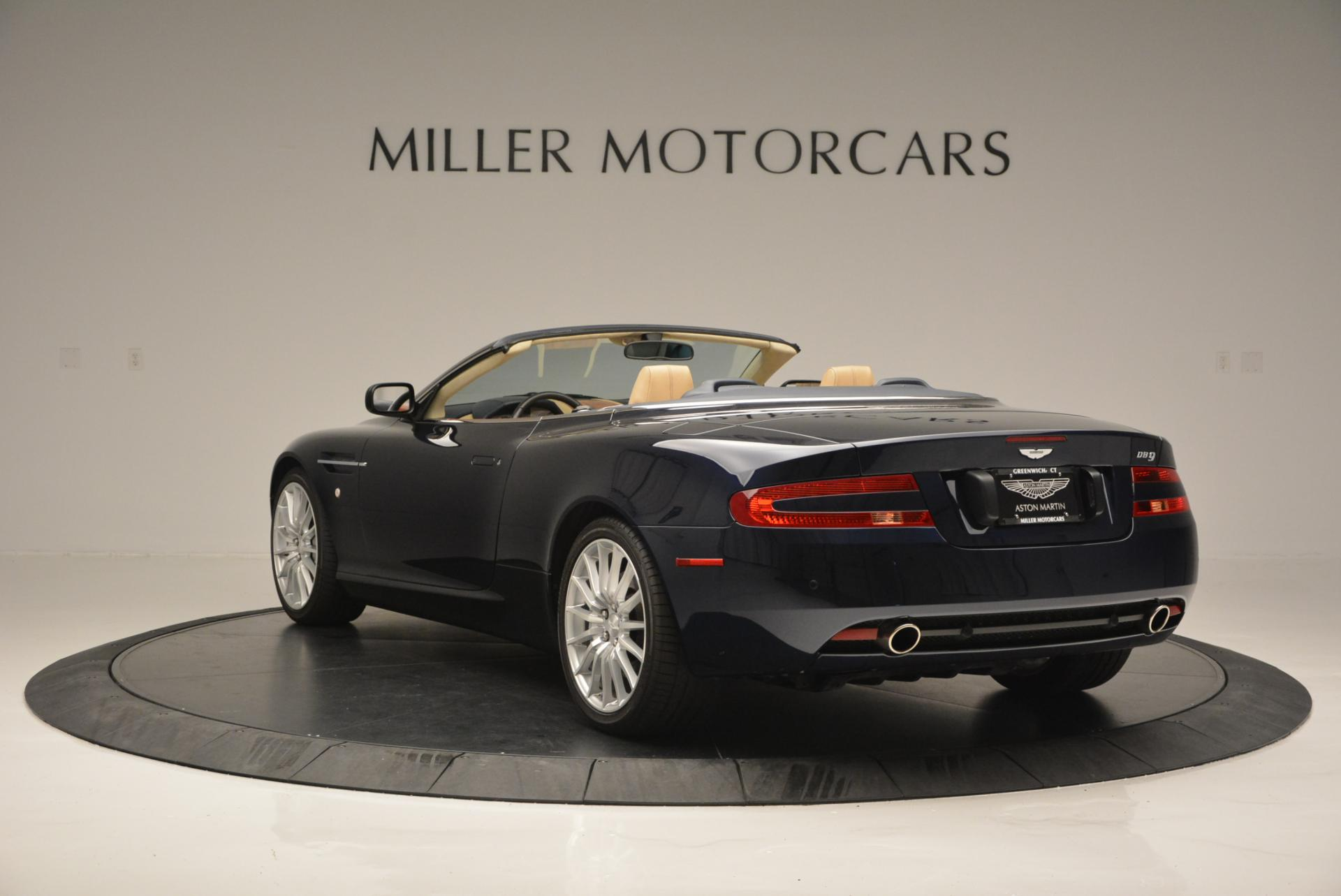 Used 2007 Aston Martin DB9 Volante For Sale In Greenwich, CT 97_p5